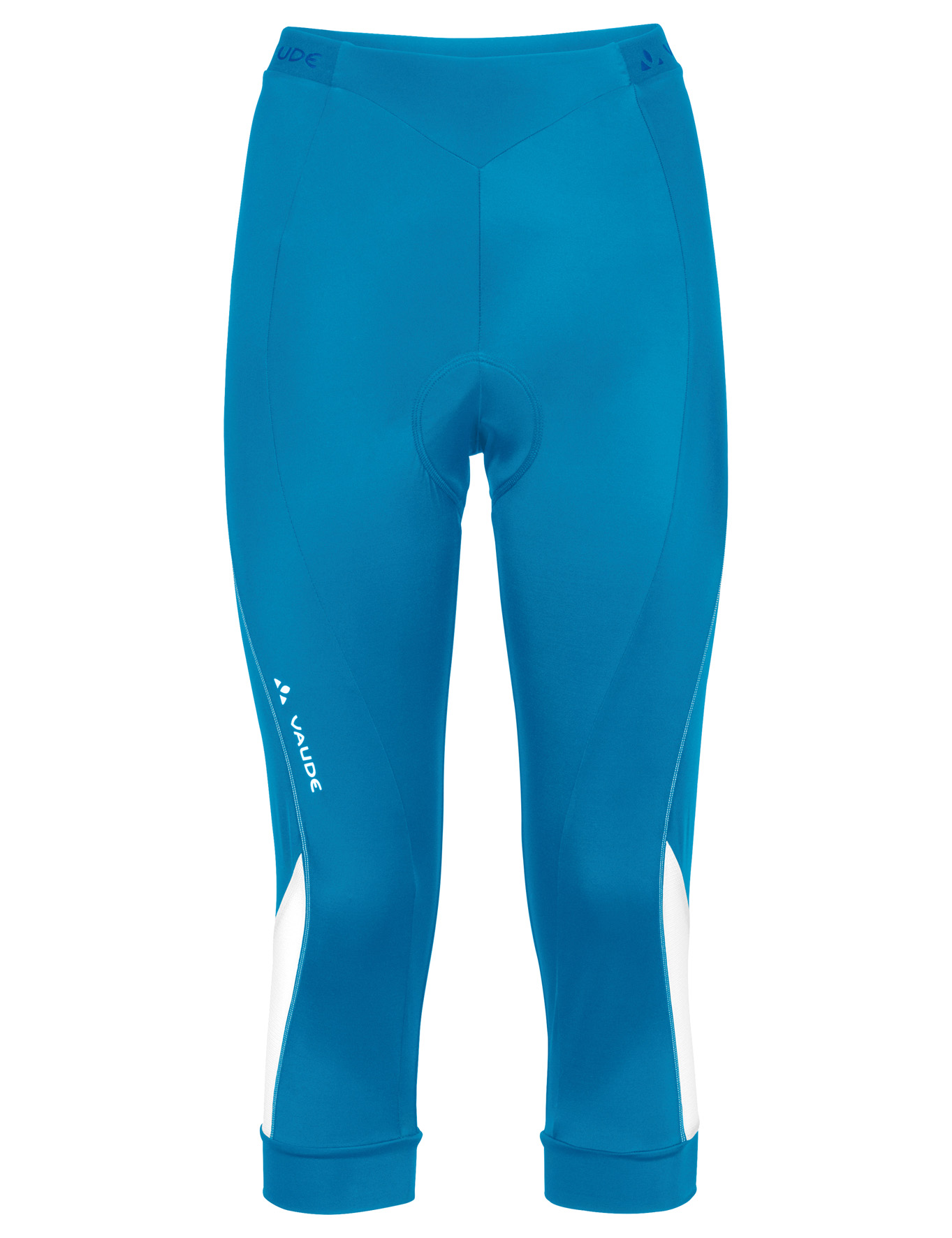 VAUDE Women´s Advanced 3/4 Pants II spring blue Größe 34 - schneider-sports
