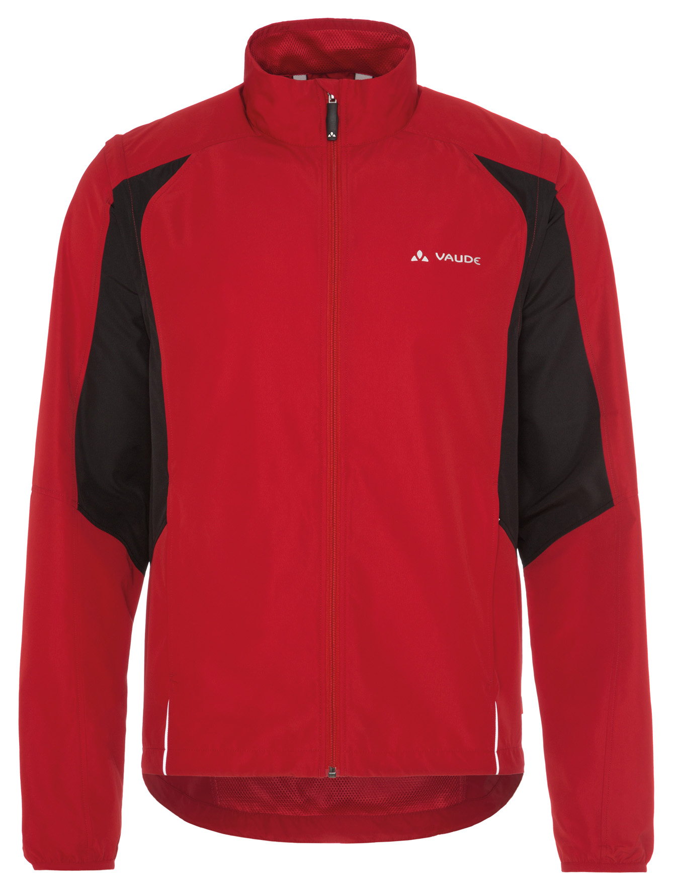 VAUDE Men´s Dundee Classic ZO Jacket red Größe L - schneider-sports
