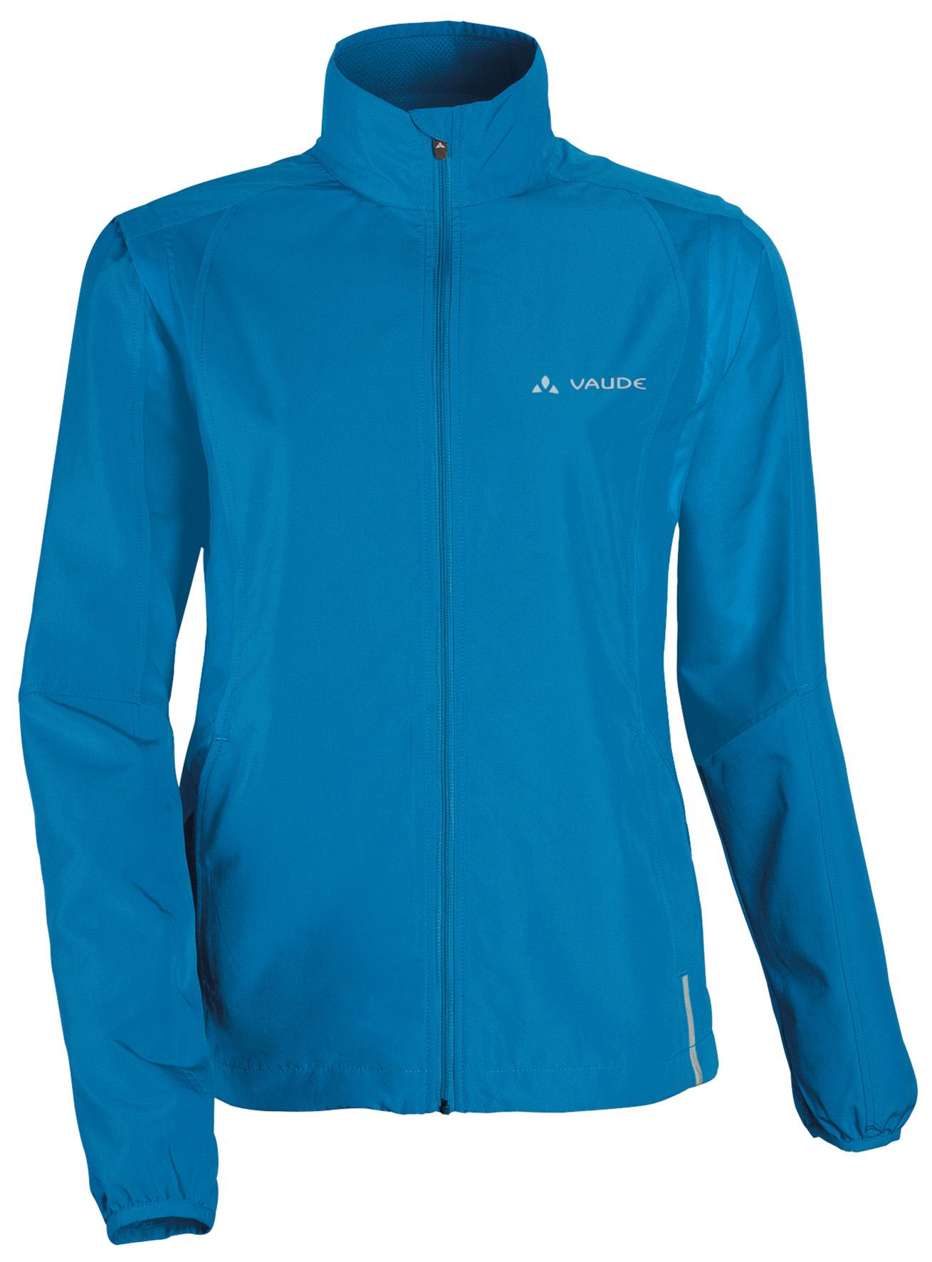 Women´s Dundee Classic ZO Jacket teal blue Größe 36 - schneider-sports