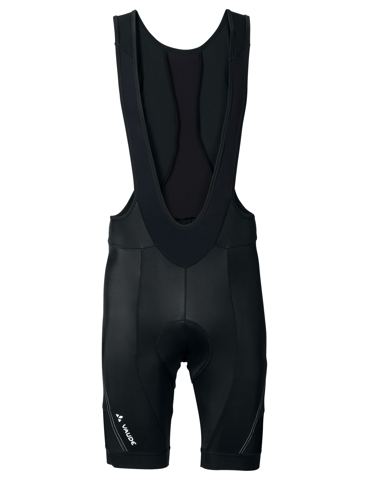 VAUDE Men´s Advanced Bib Pants II black Größe S - schneider-sports