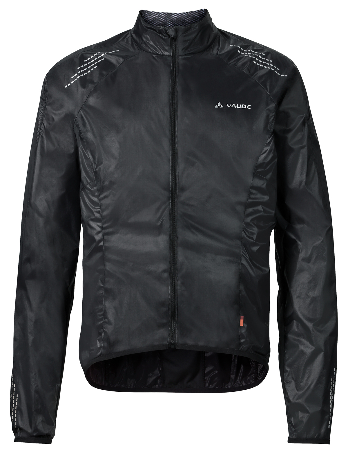 VAUDE Men´s Pro Windshell LW black Größe S - schneider-sports