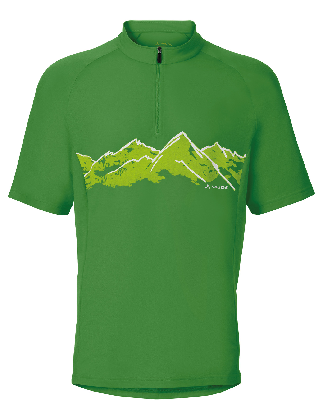 VAUDE Men´s Sentiero Shirt II parrot green Größe XL - schneider-sports