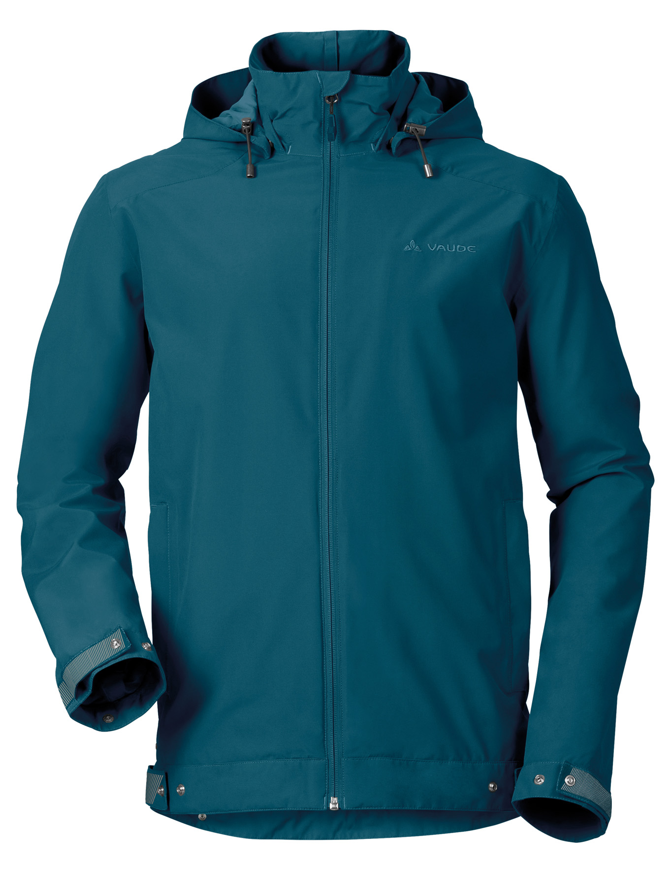 VAUDE Men´s Cyclist Jacket blue sapphire Größe L - schneider-sports