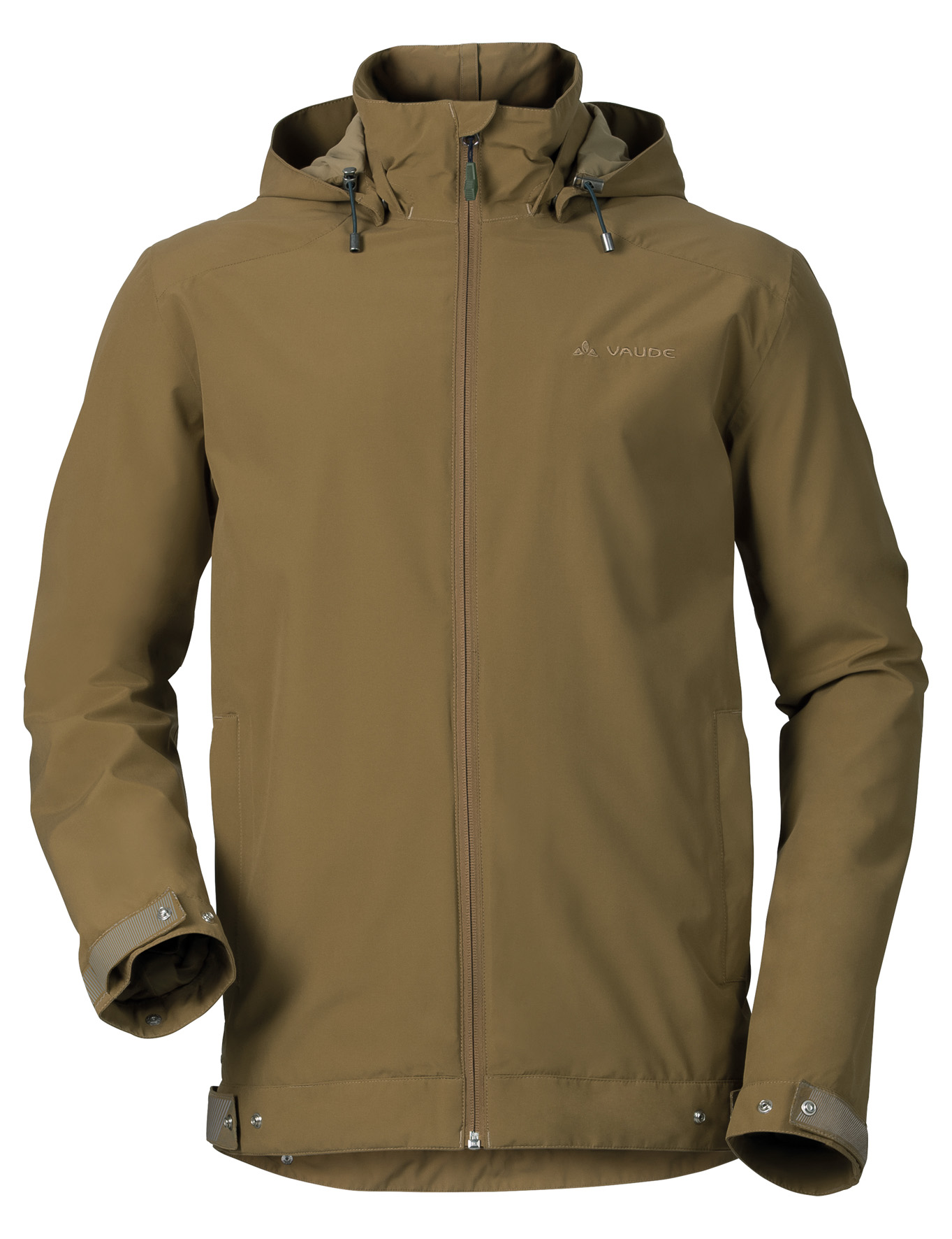 VAUDE Men´s Cyclist Jacket nougat Größe XL - schneider-sports