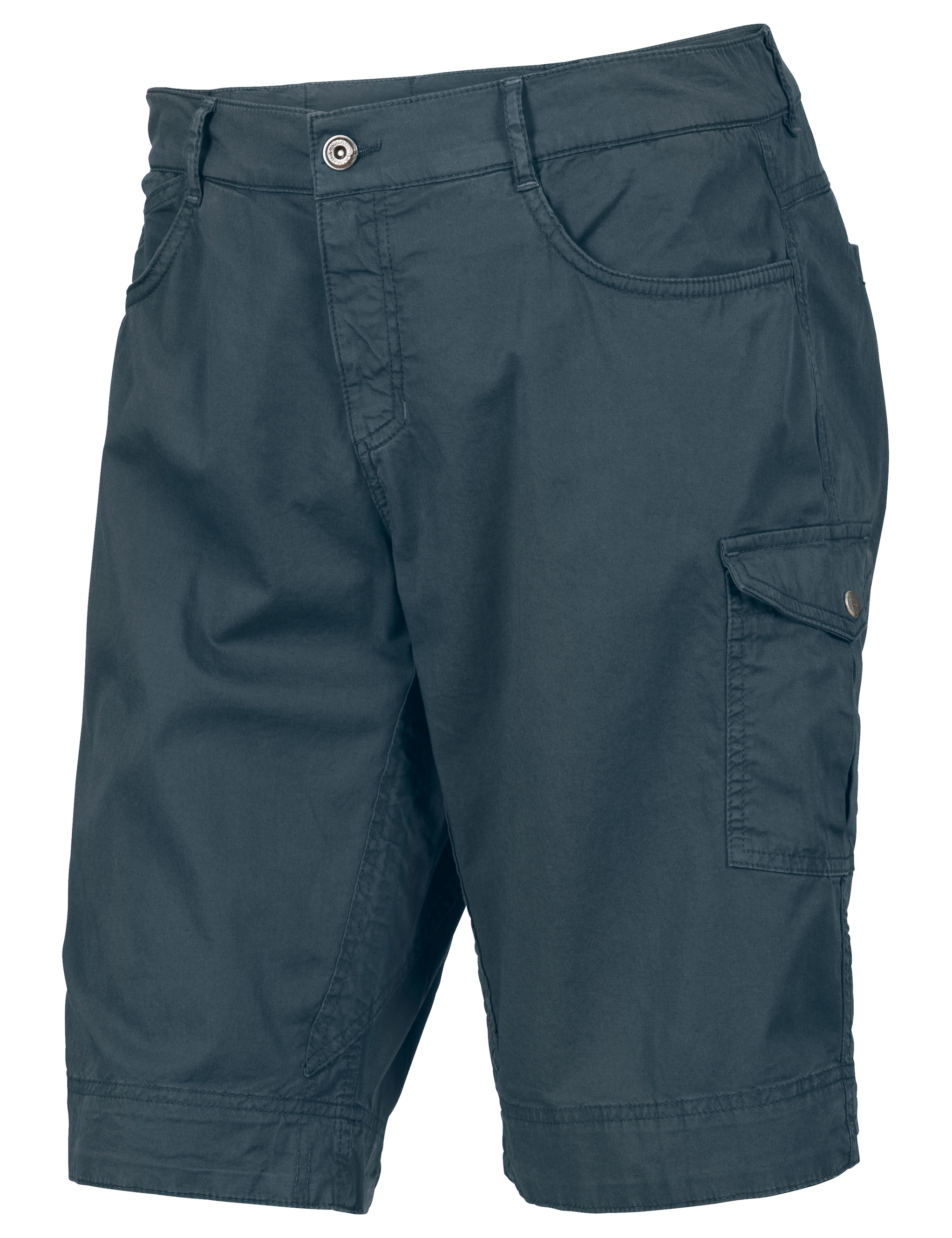 VAUDE Men´s Cyclist Shorts dark steel Größe L - schneider-sports