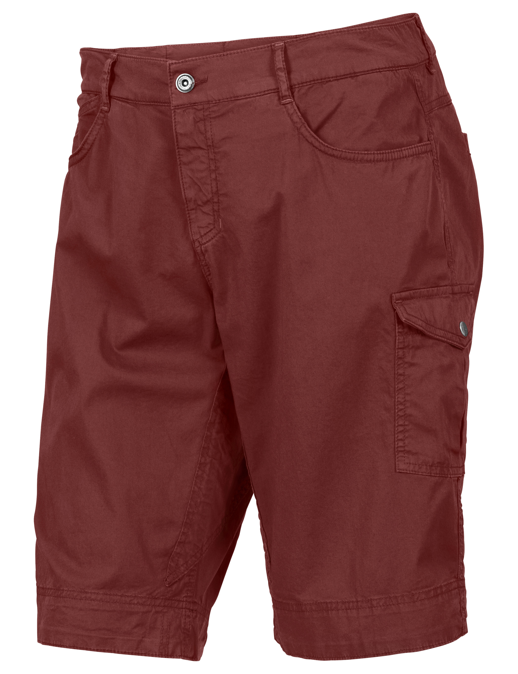 VAUDE Men´s Cyclist Shorts cherrywood Größe L - schneider-sports