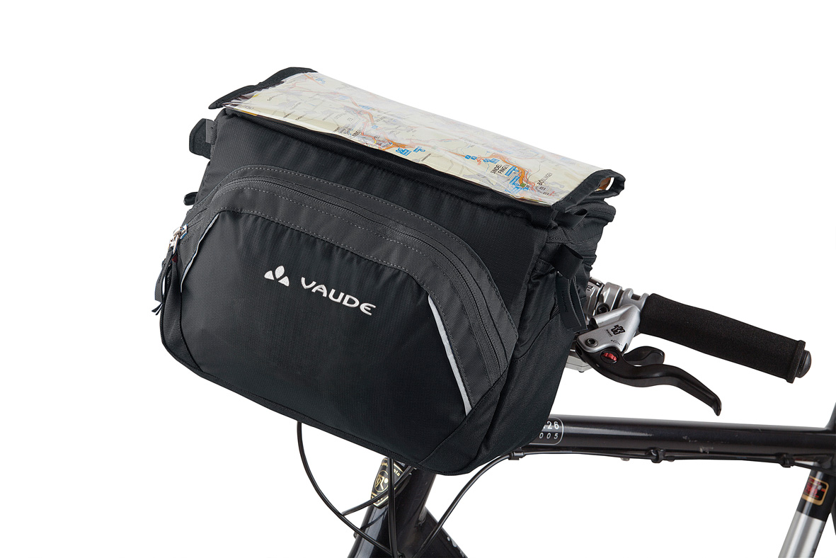 VAUDE Road II black/anthracite  - schneider-sports
