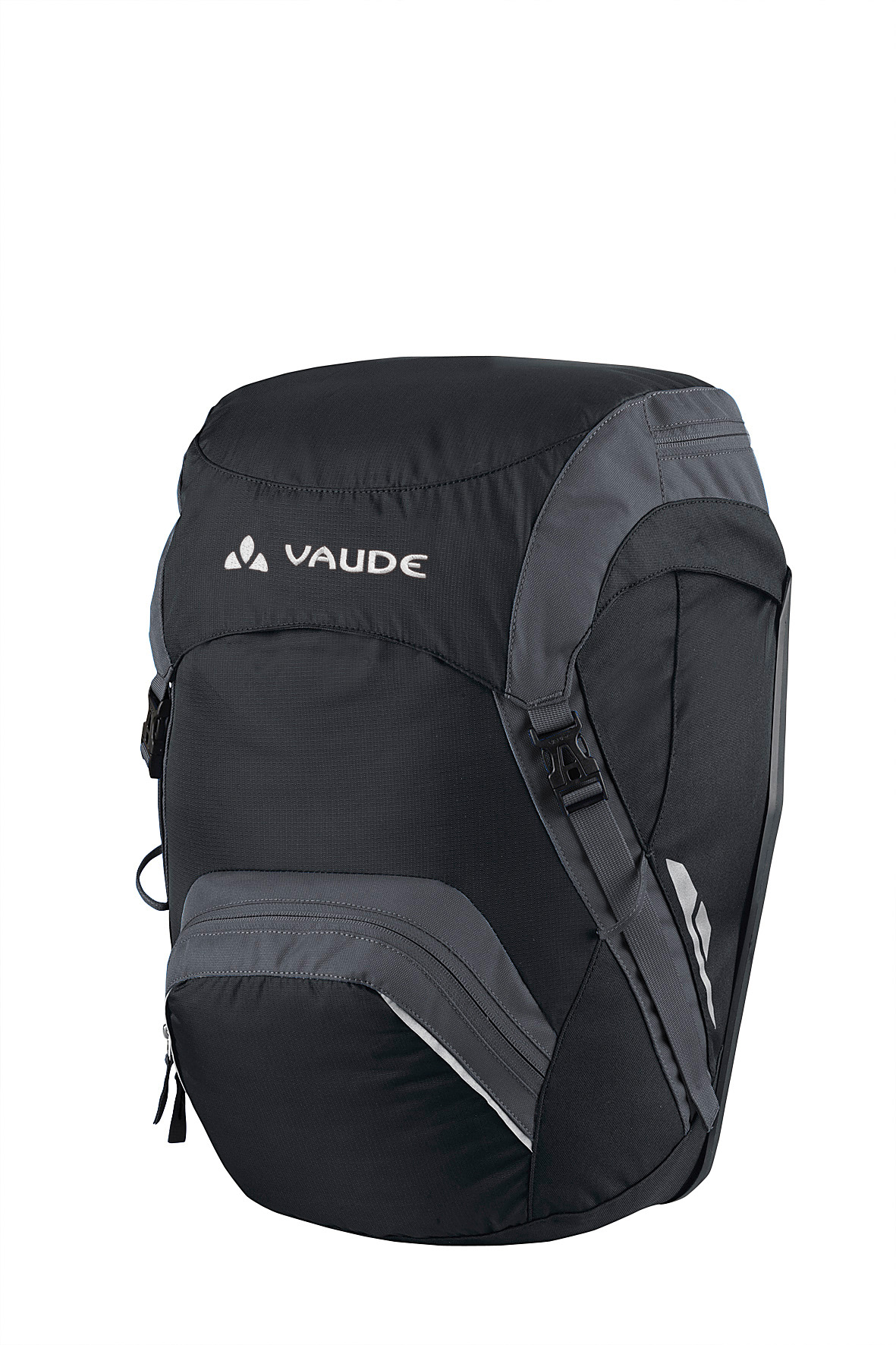 VAUDE Road Master Front black/anthracite  - schneider-sports