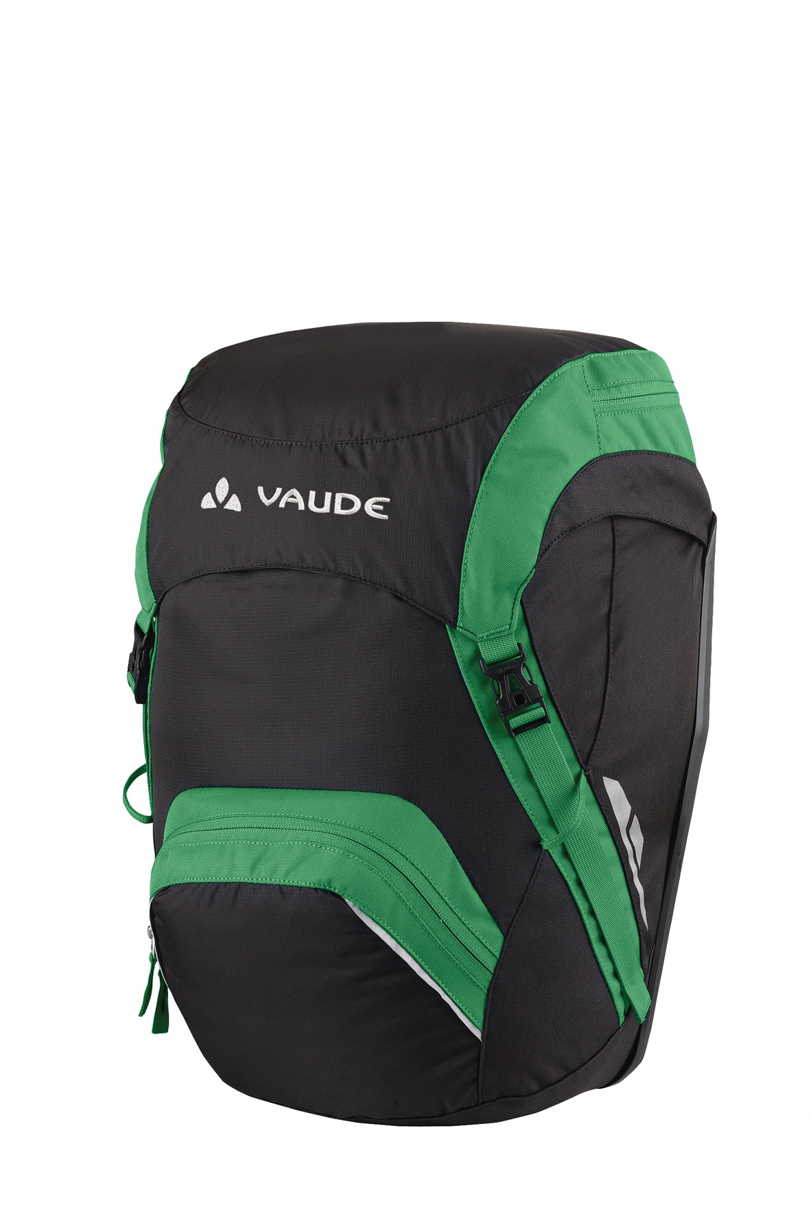 VAUDE Road Master Front black/meadow  - schneider-sports