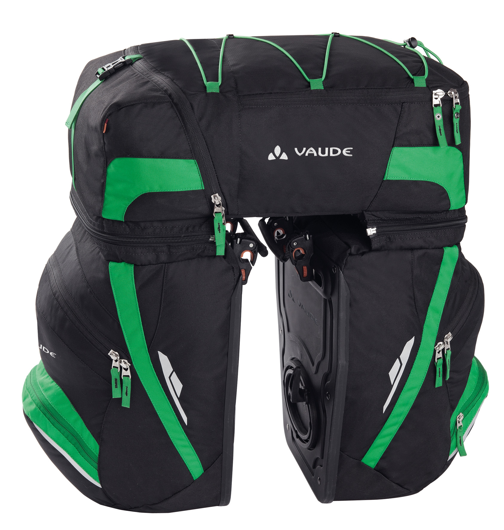VAUDE Karakorum black/meadow  - schneider-sports