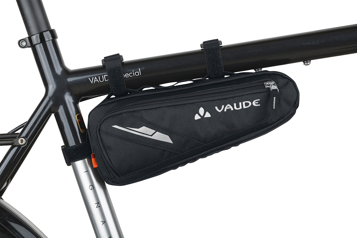 VAUDE Cruiser Bag black  - schneider-sports