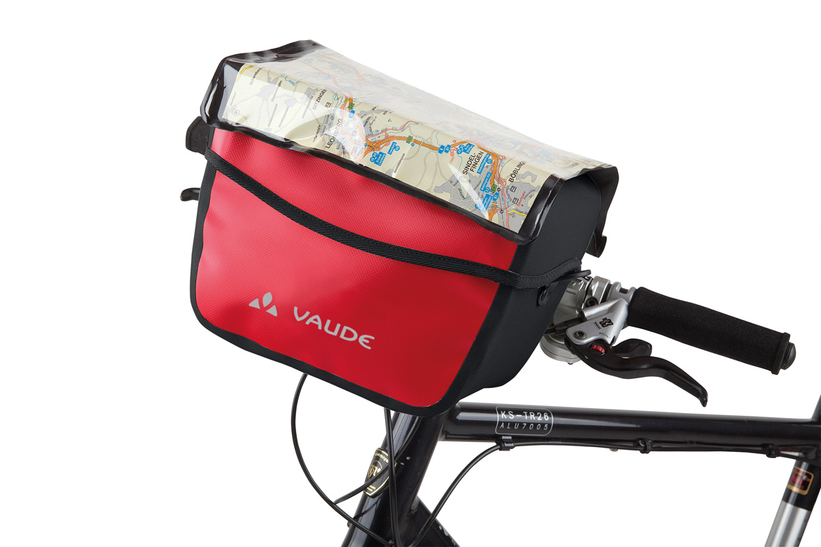 VAUDE Aqua Box red/black  - schneider-sports