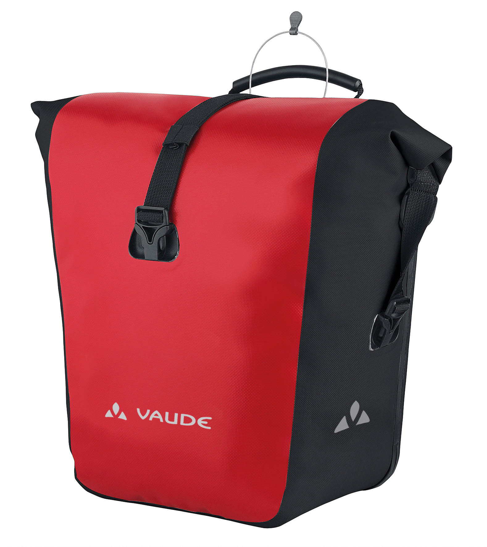 VAUDE Aqua Back red/black  - schneider-sports