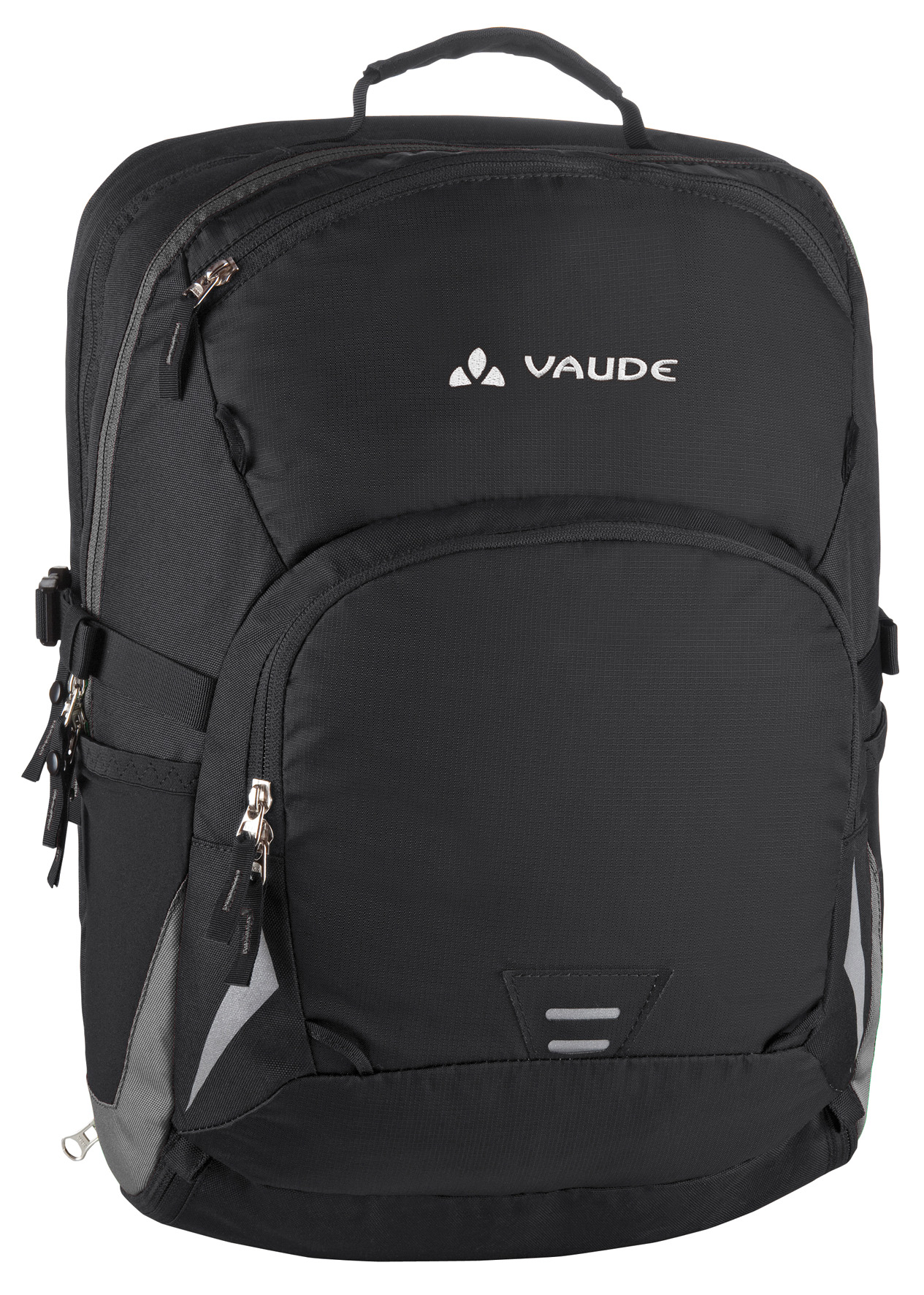 VAUDE Cycle 28 black/anthracite  - schneider-sports