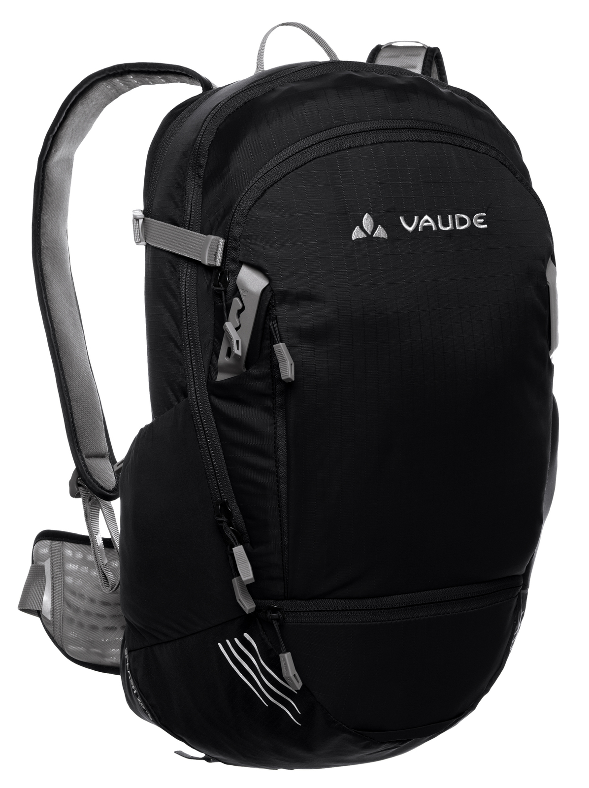 VAUDE Splash 20+5 black  - schneider-sports