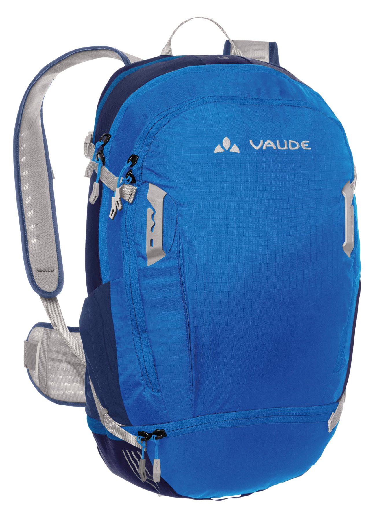 VAUDE Bike Alpin 25+5 hydro blue  - schneider-sports