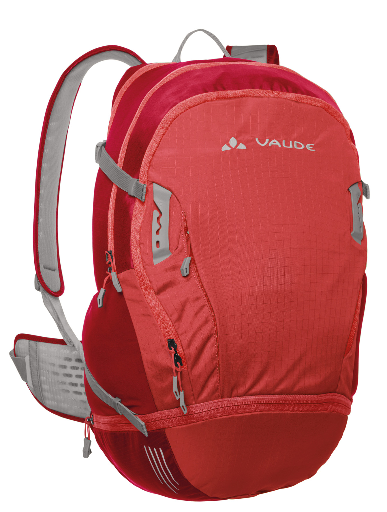VAUDE Bike Alpin 30+5 indian red  - schneider-sports