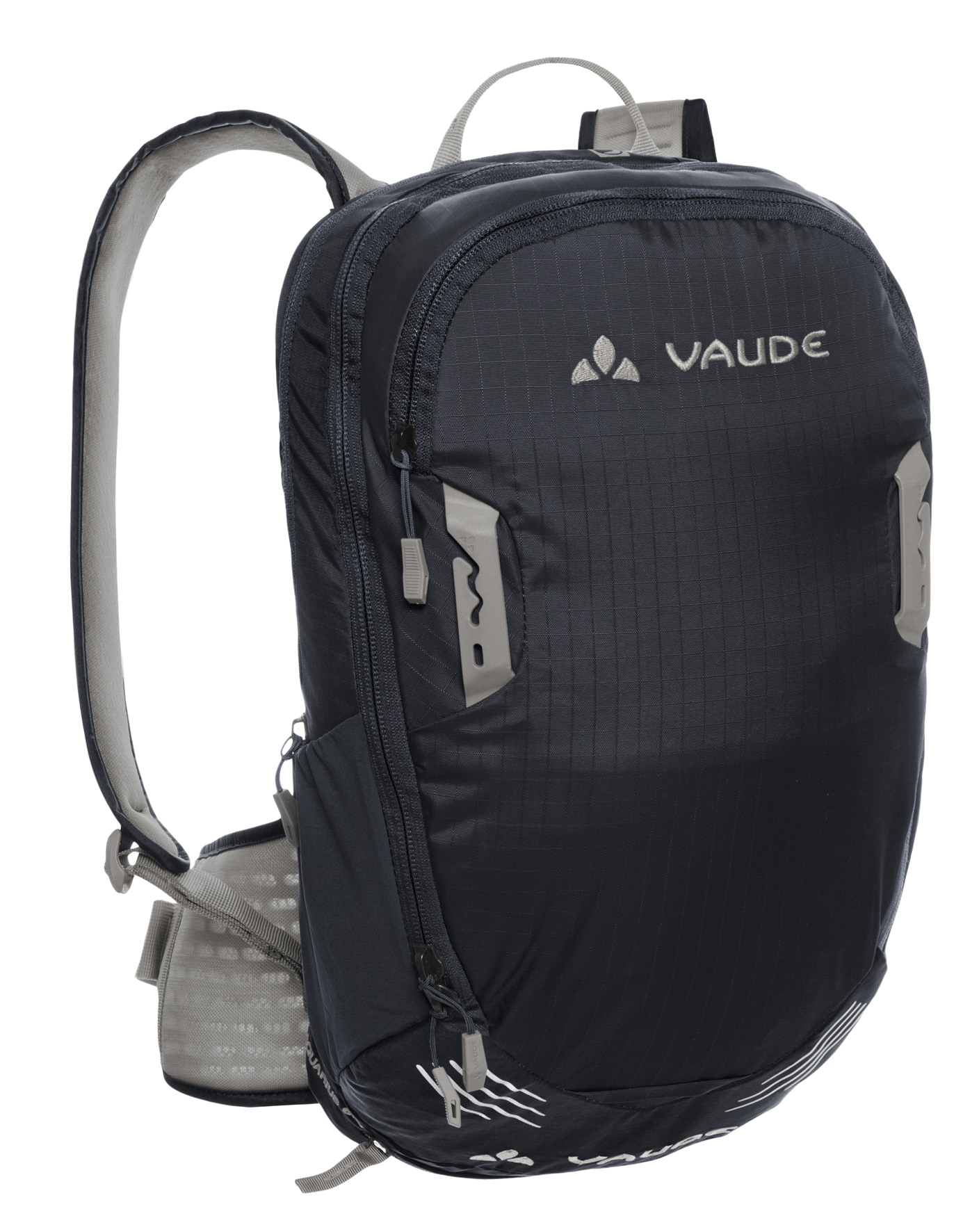 VAUDE Aquarius 6+3 black  - schneider-sports
