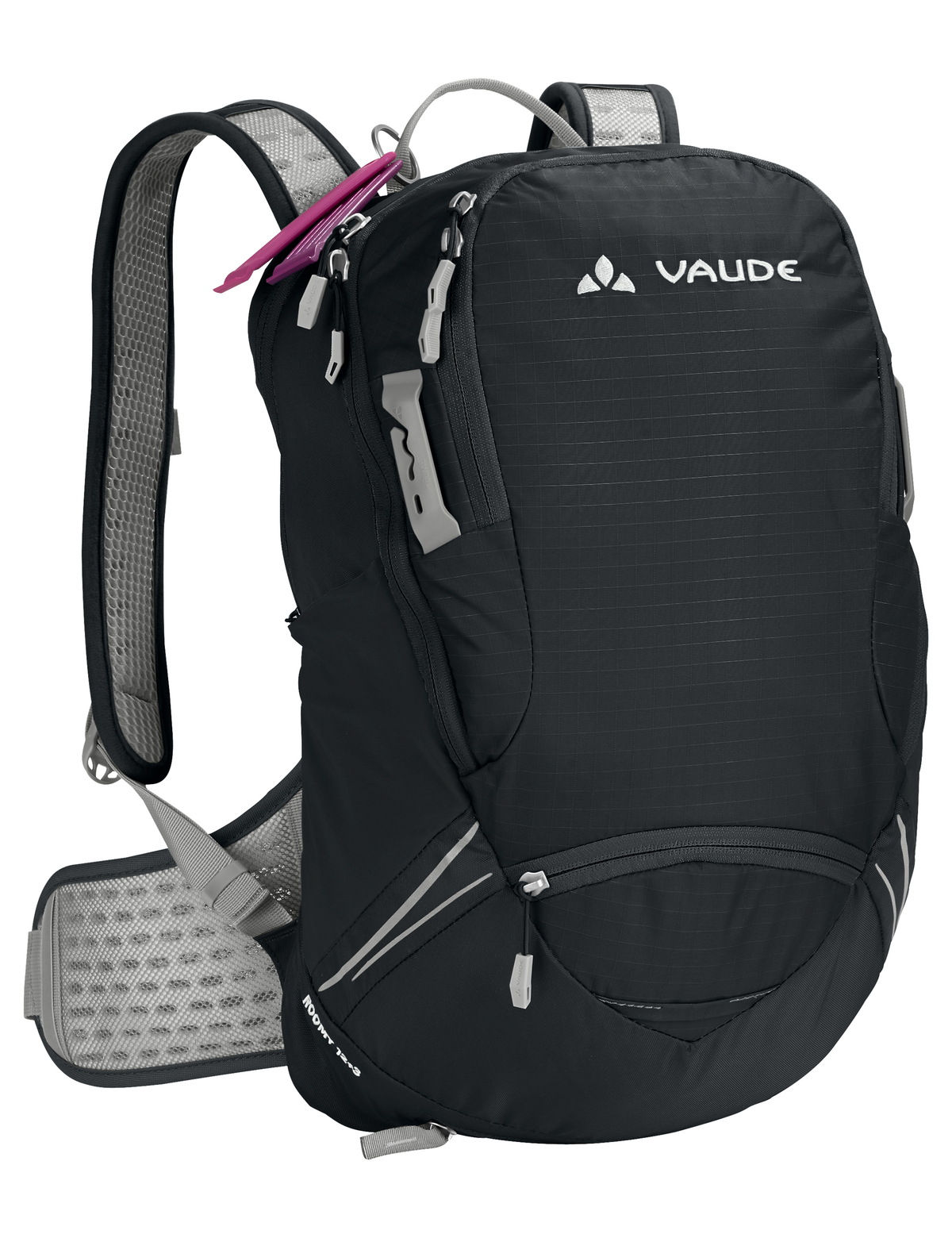 VAUDE Roomy 17+3 black  - schneider-sports