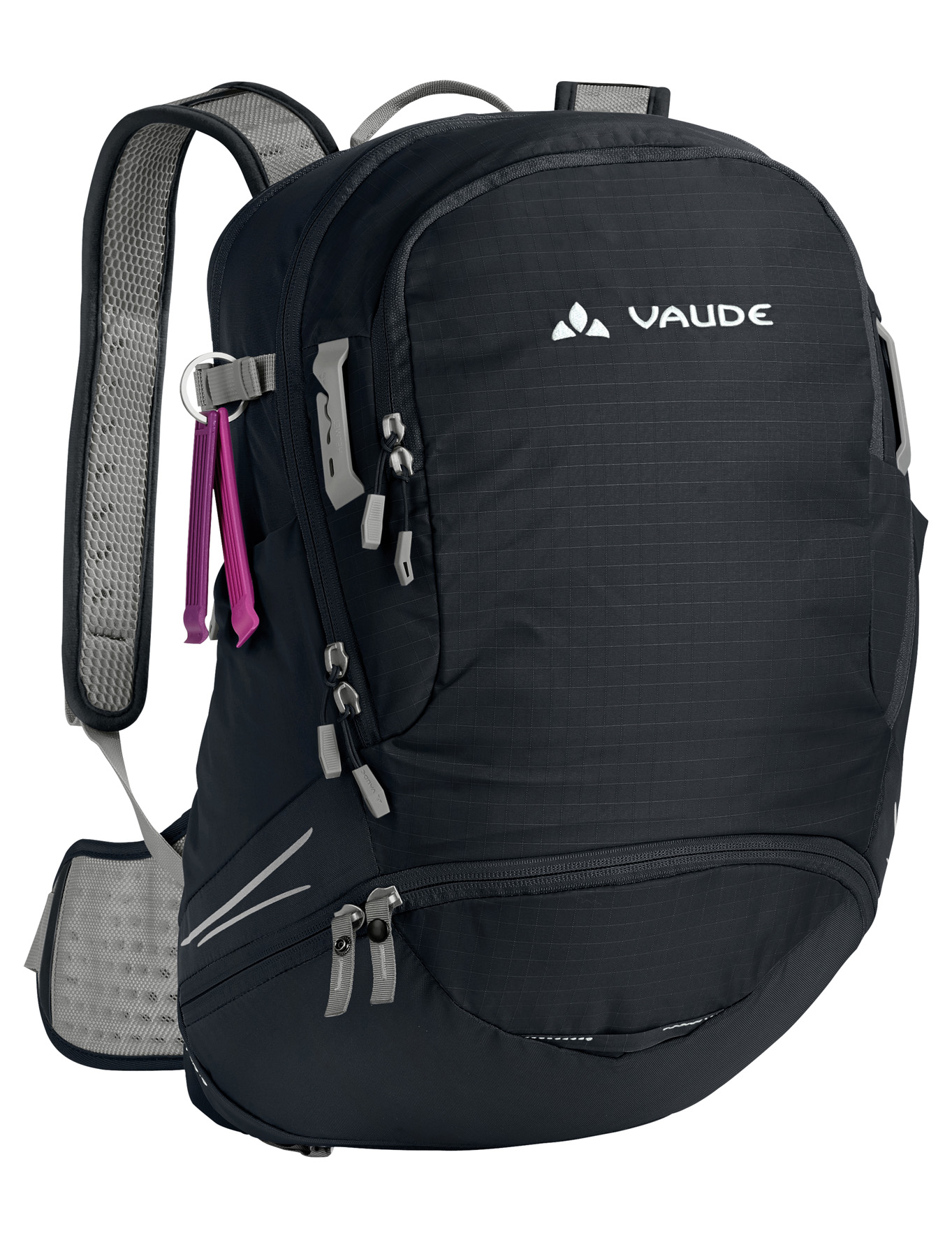 VAUDE Roomy 23+3 black  - schneider-sports