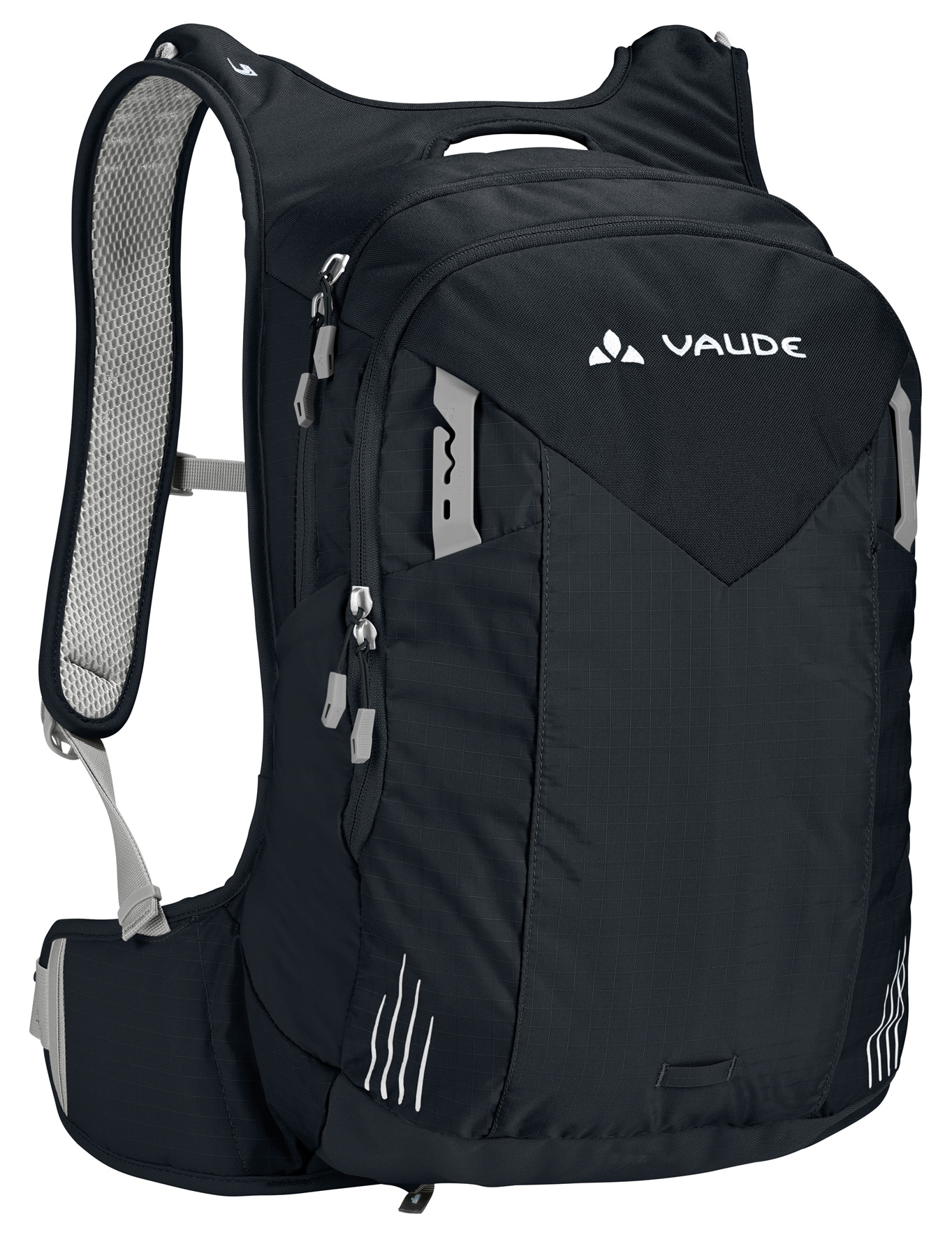 VAUDE Path 13 black  - VAUDE Path 13 black