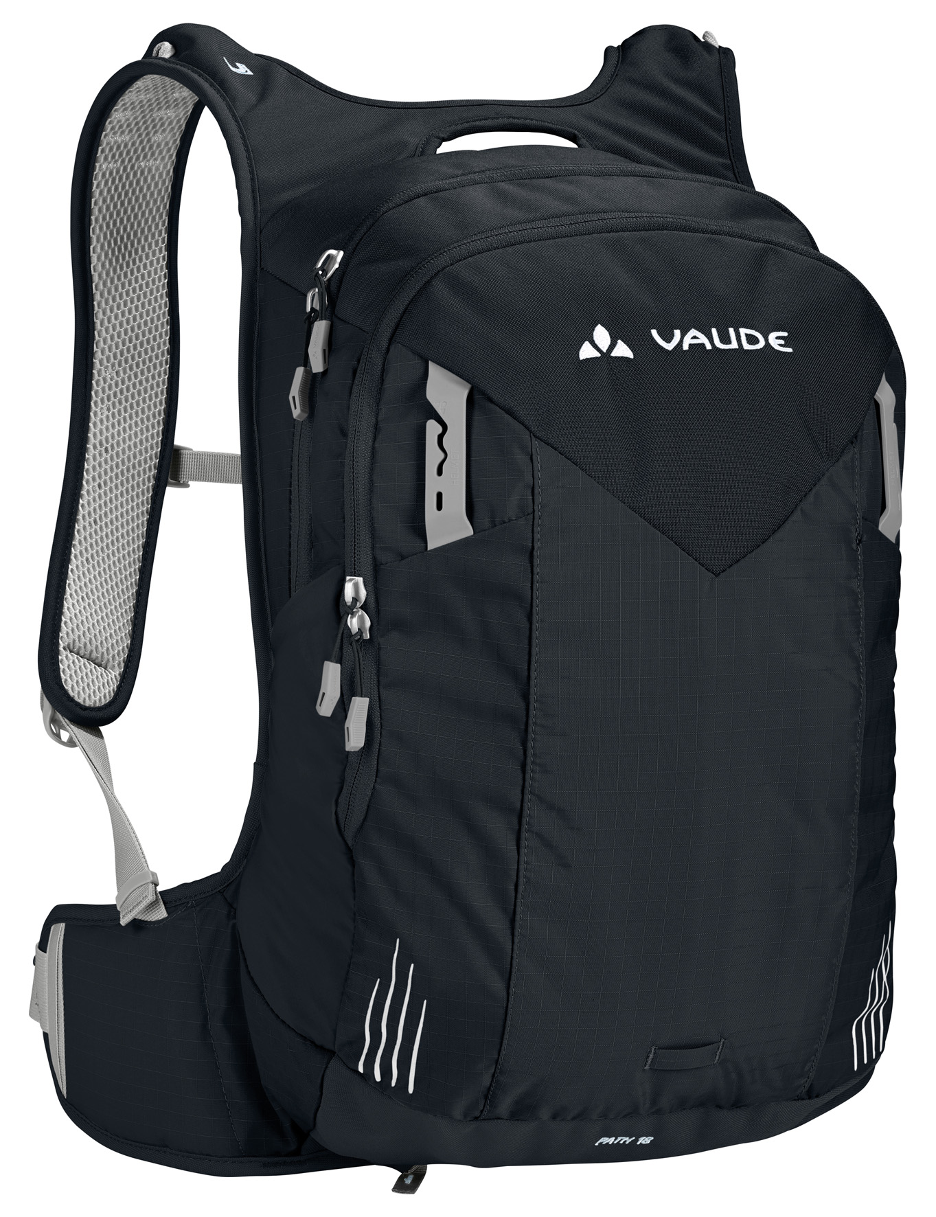 VAUDE Path 18 black  - schneider-sports