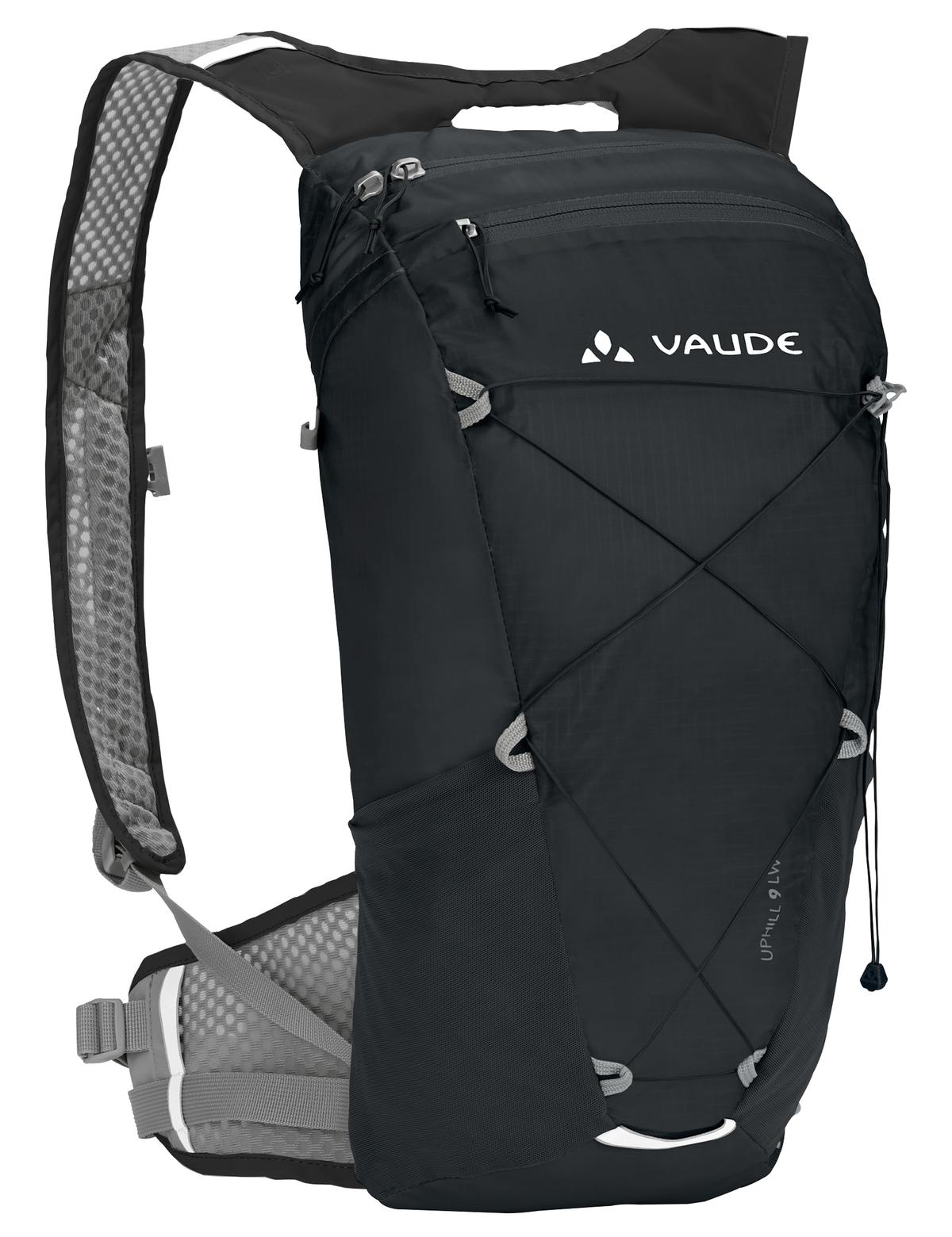 VAUDE Uphill 9 LW black  - schneider-sports