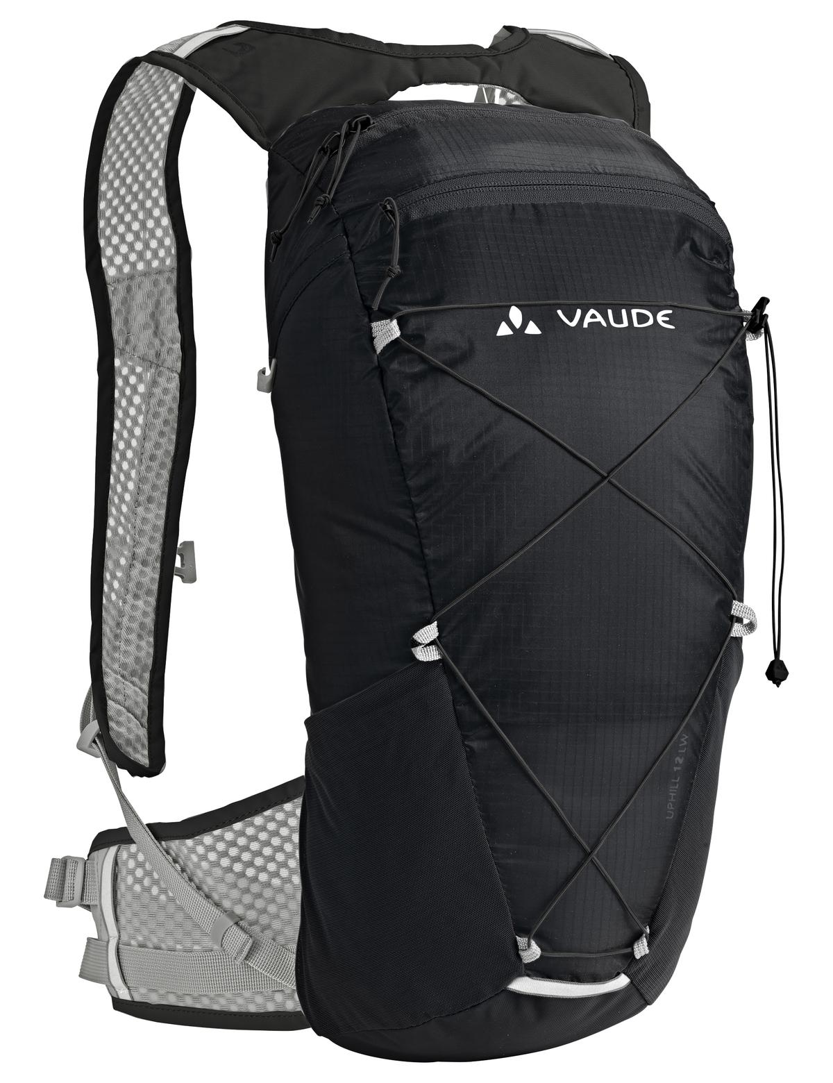 VAUDE Uphill 12 LW black  - schneider-sports