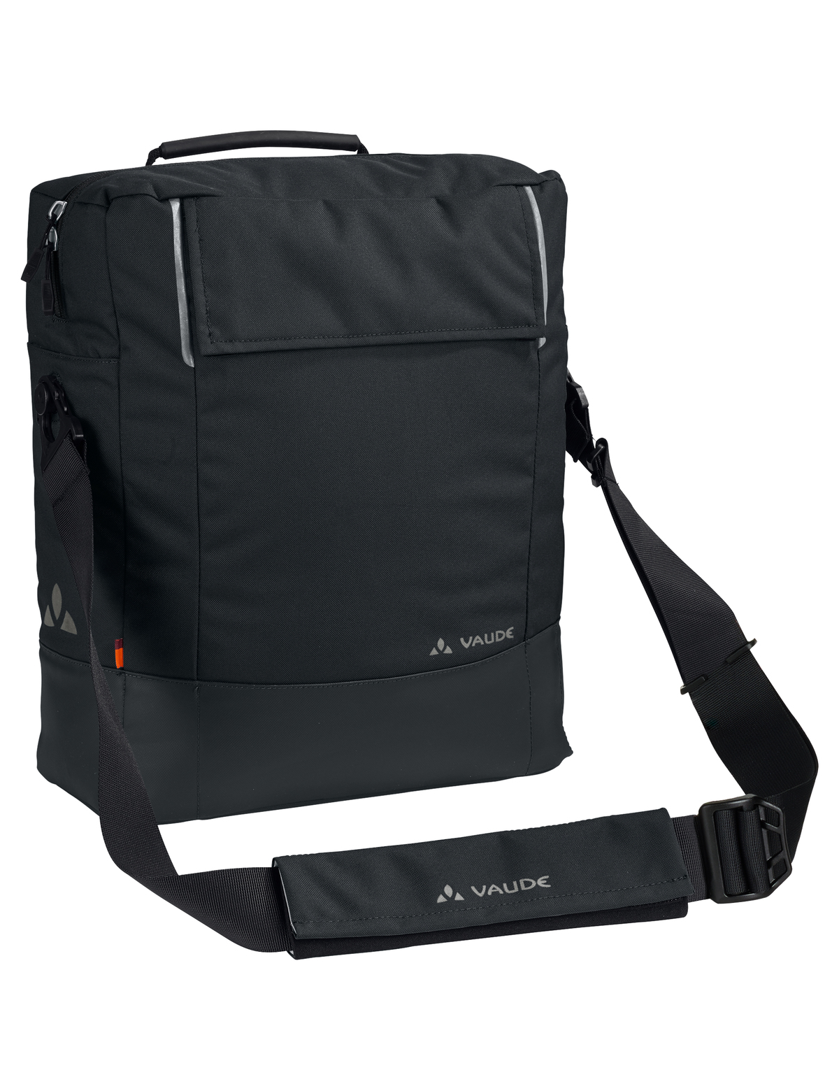 VAUDE Cyclist Bag black  - schneider-sports
