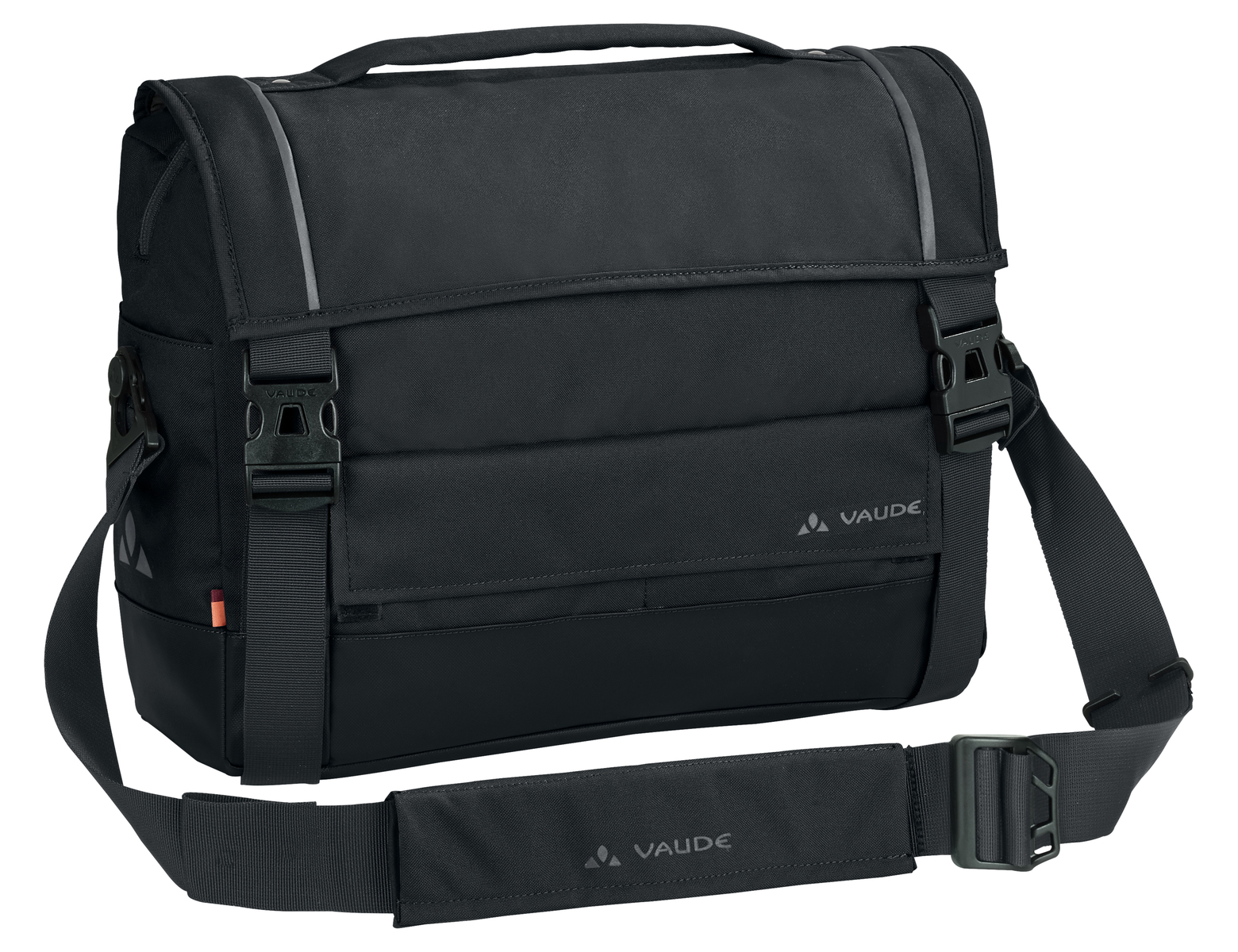 VAUDE Cyclist Briefcase black  - schneider-sports