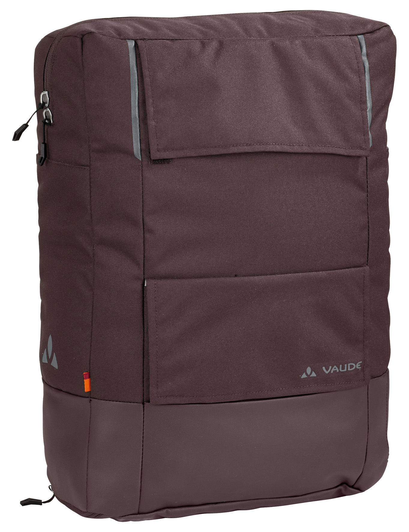 VAUDE Cyclist Pack dark plum  - schneider-sports