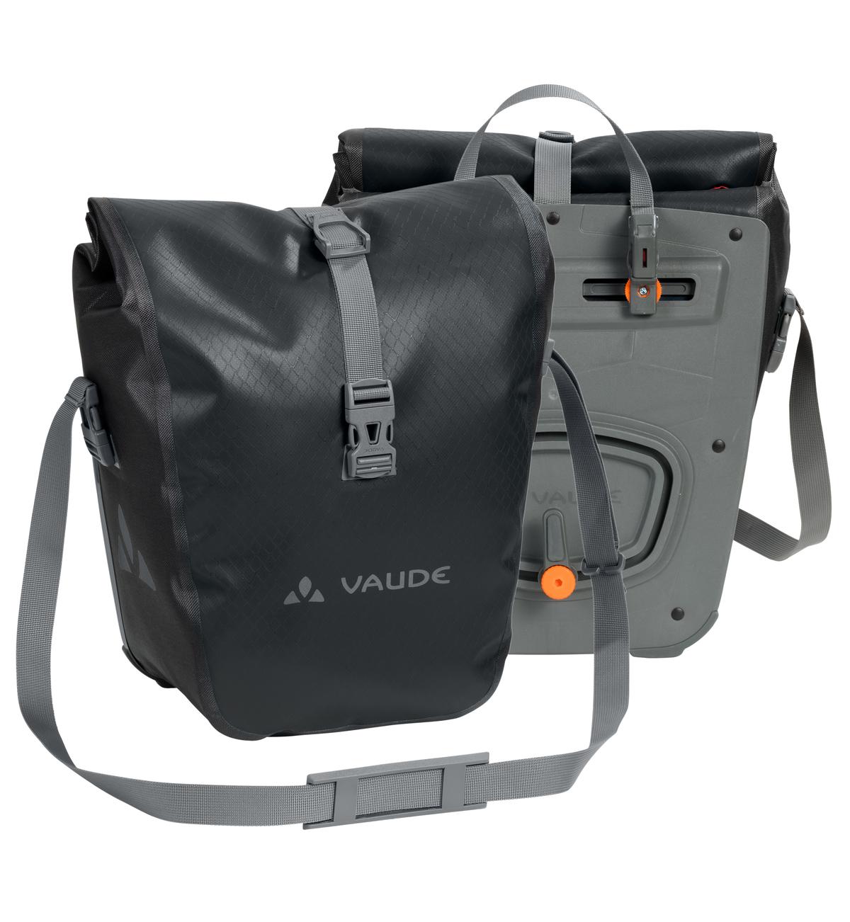 VAUDE Aqua Front black  - 2-Rad-Sport Wehrle