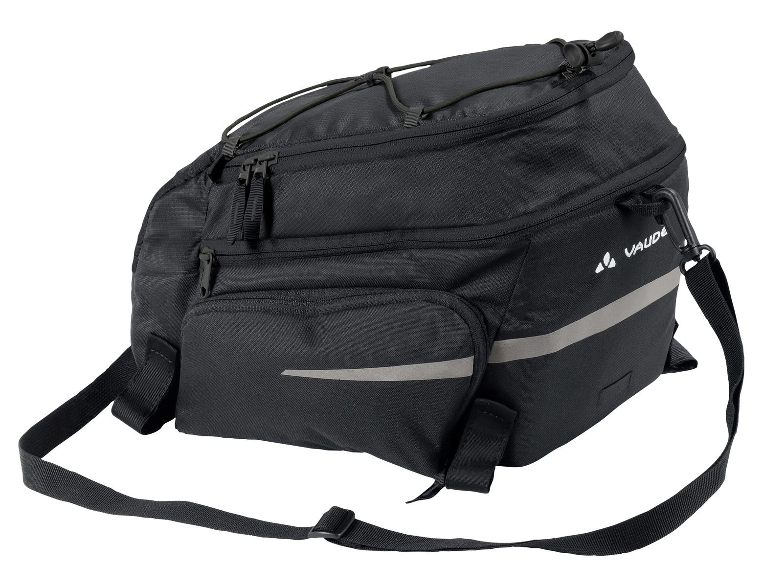 VAUDE Silkroad Plus black  - 2-Rad-Sport Wehrle
