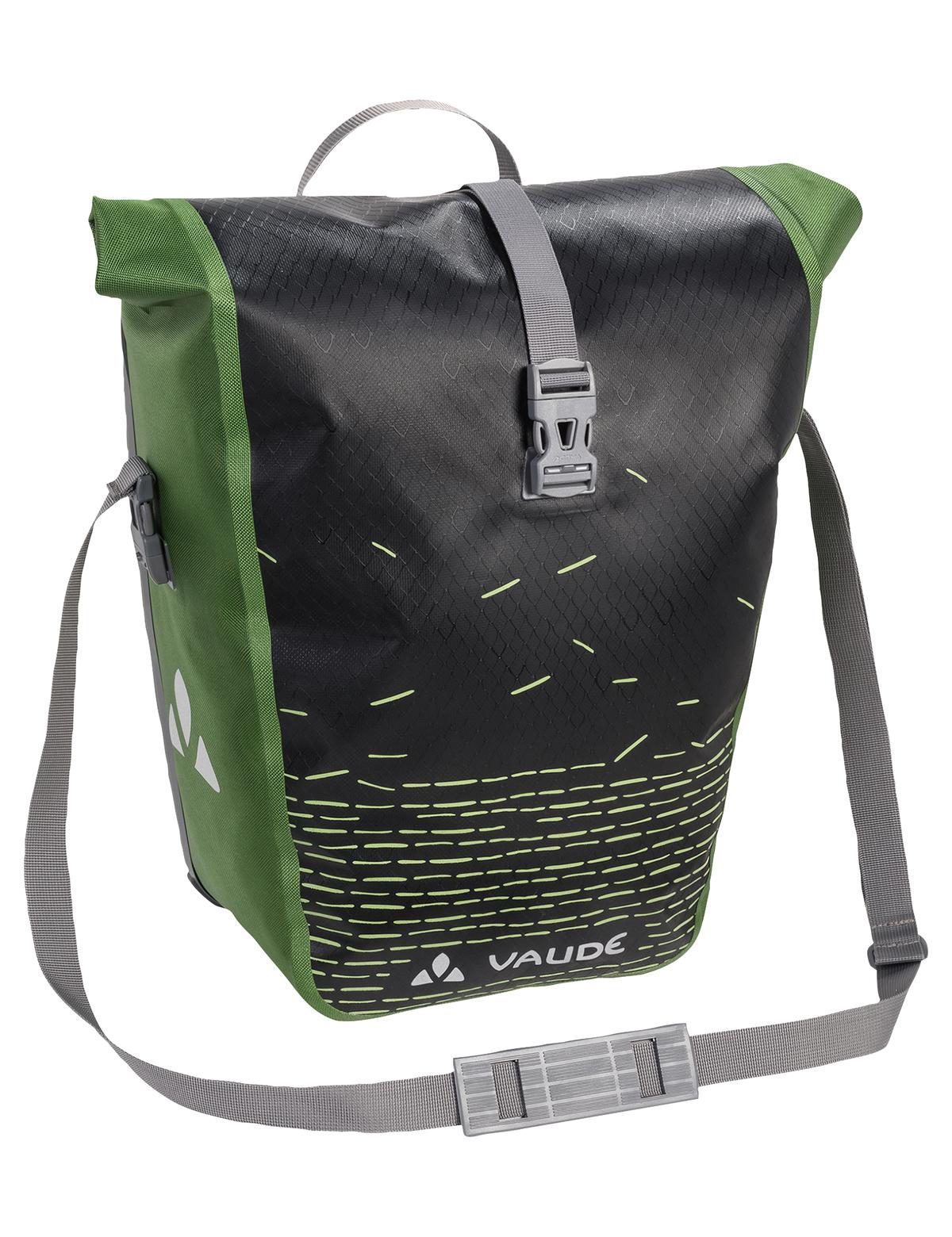 VAUDE Aqua Back Print Single black/green  - 2-Rad-Sport Wehrle