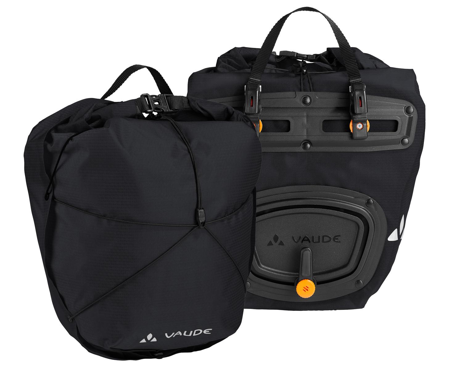 VAUDE Aqua Front Light black  - 2-Rad-Sport Wehrle