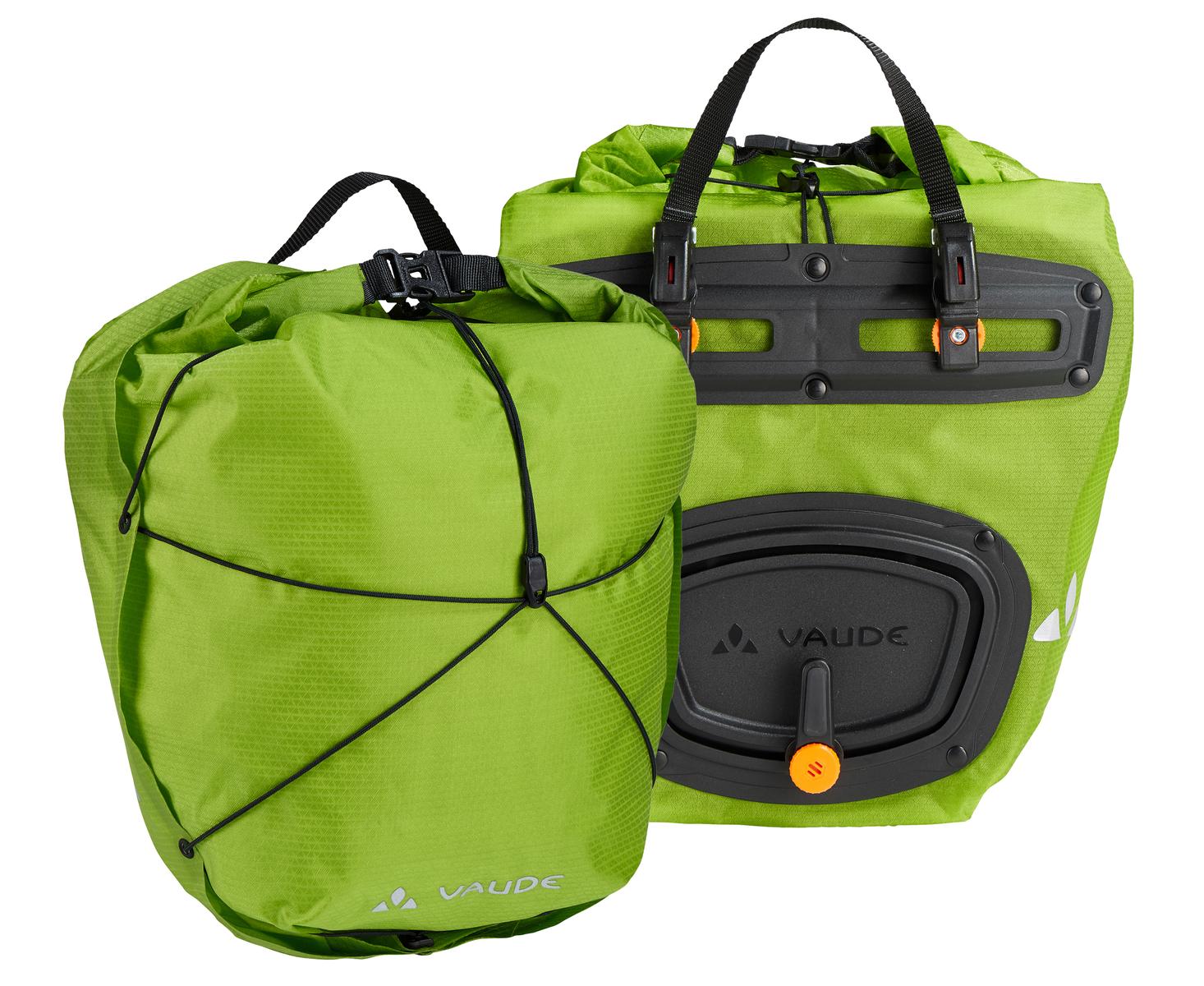 VAUDE Aqua Front Light chute green  - 2-Rad-Sport Wehrle