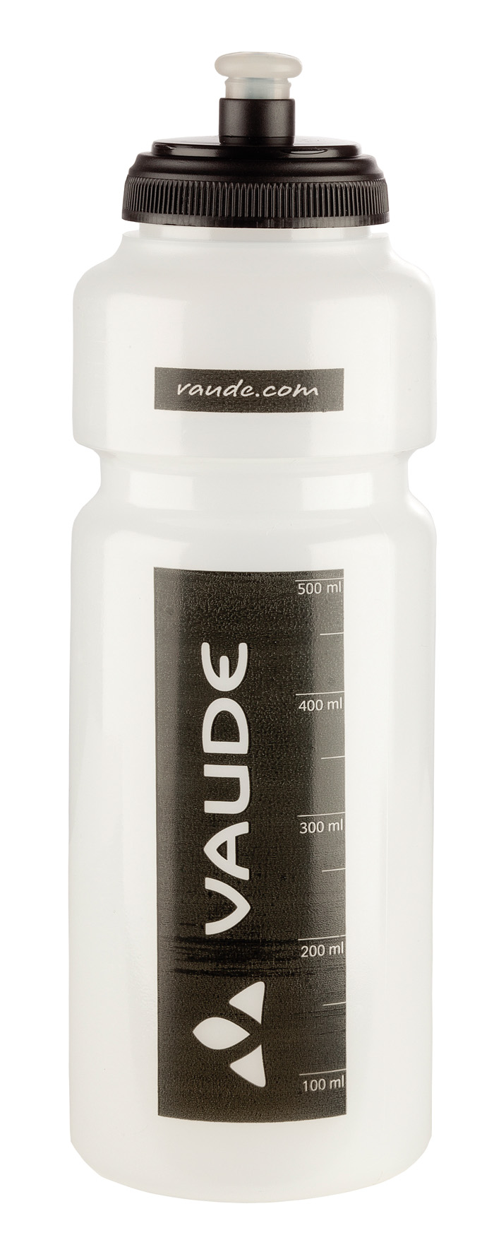 VAUDE Sonic Bike Bottle 1l black  - VAUDE Sonic Bike Bottle 1l black