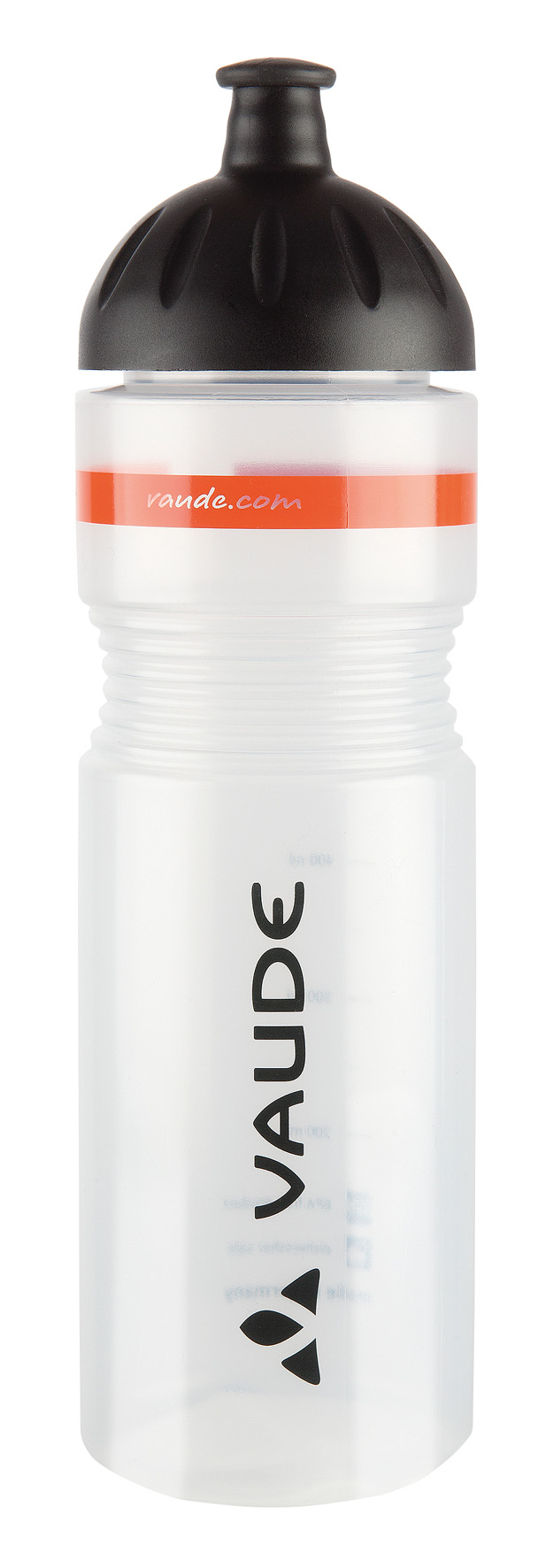 VAUDE Outback VAUDE Bike Bottle, 0,75l transparent  - schneider-sports