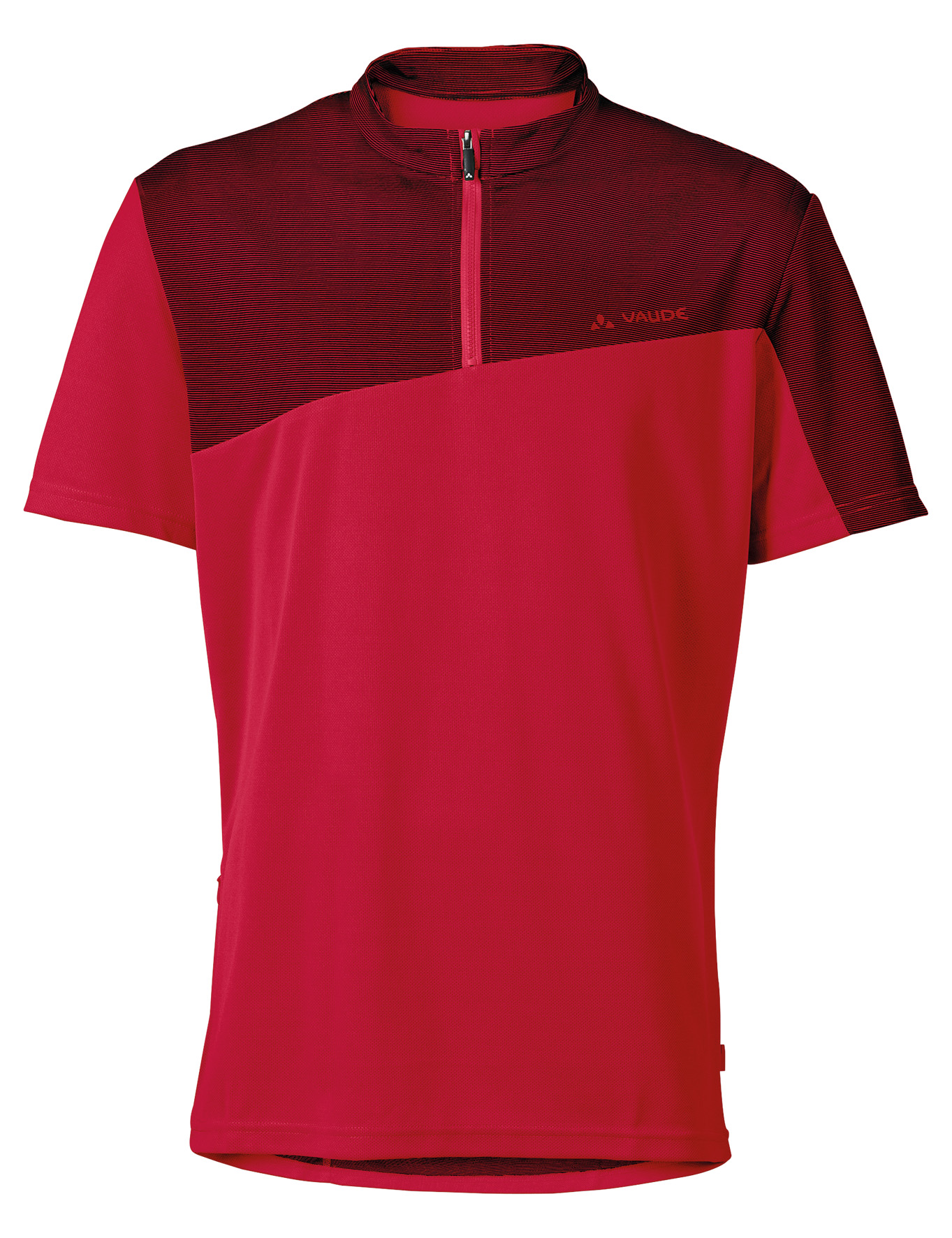 VAUDE Men´s Tremalzo Shirt II indian red Größe L - schneider-sports
