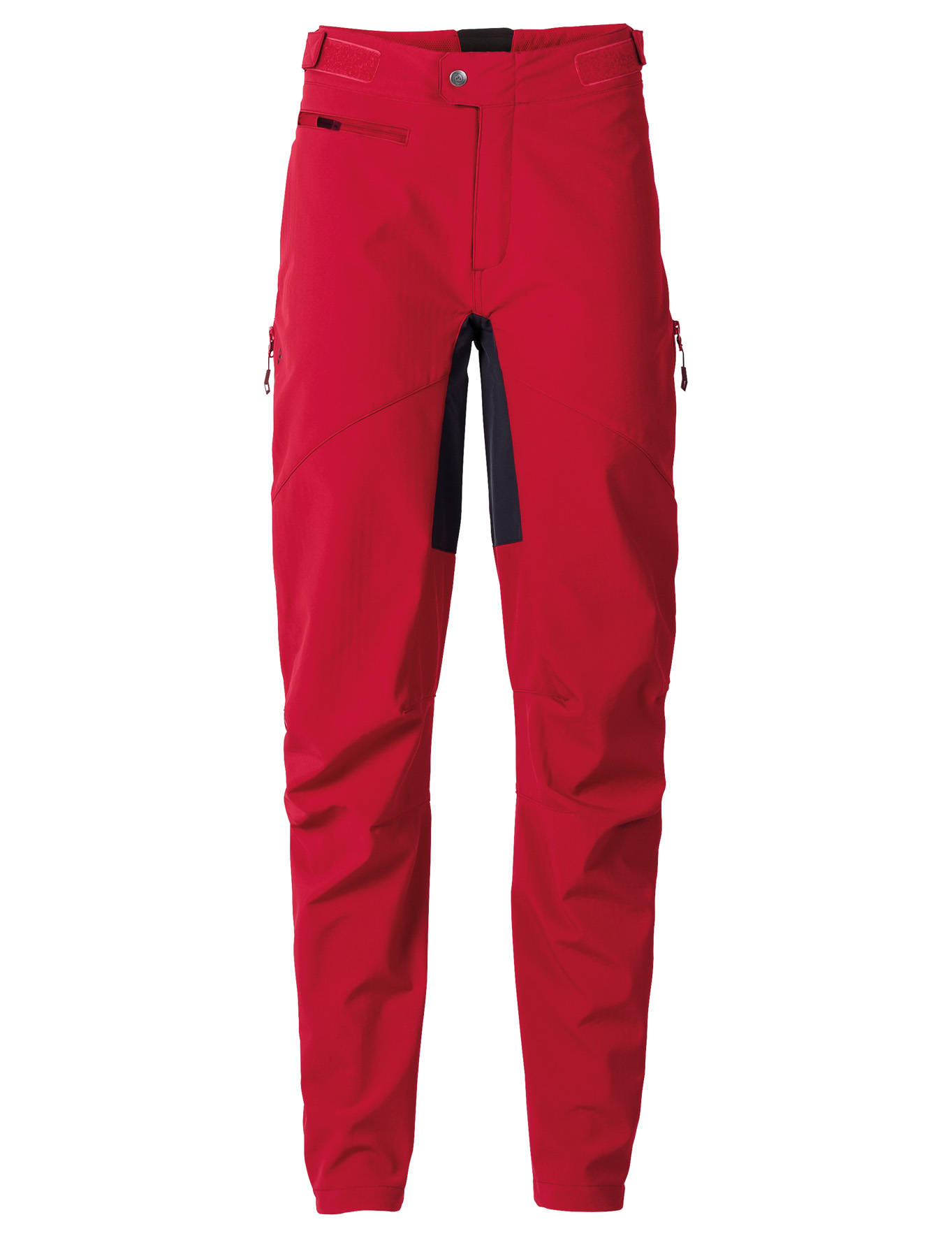 VAUDE Women´s Qimsa Softshell Pants II indian red Größe 44 - schneider-sports