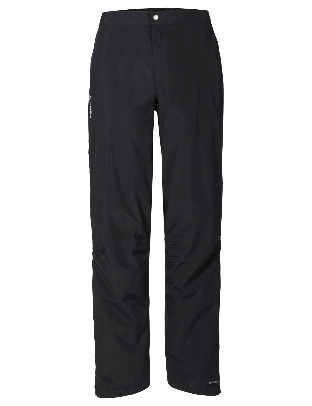 VAUDE Men´s Yaras Rain Pants II black Größe L-Long - 2-Rad-Sport Wehrle