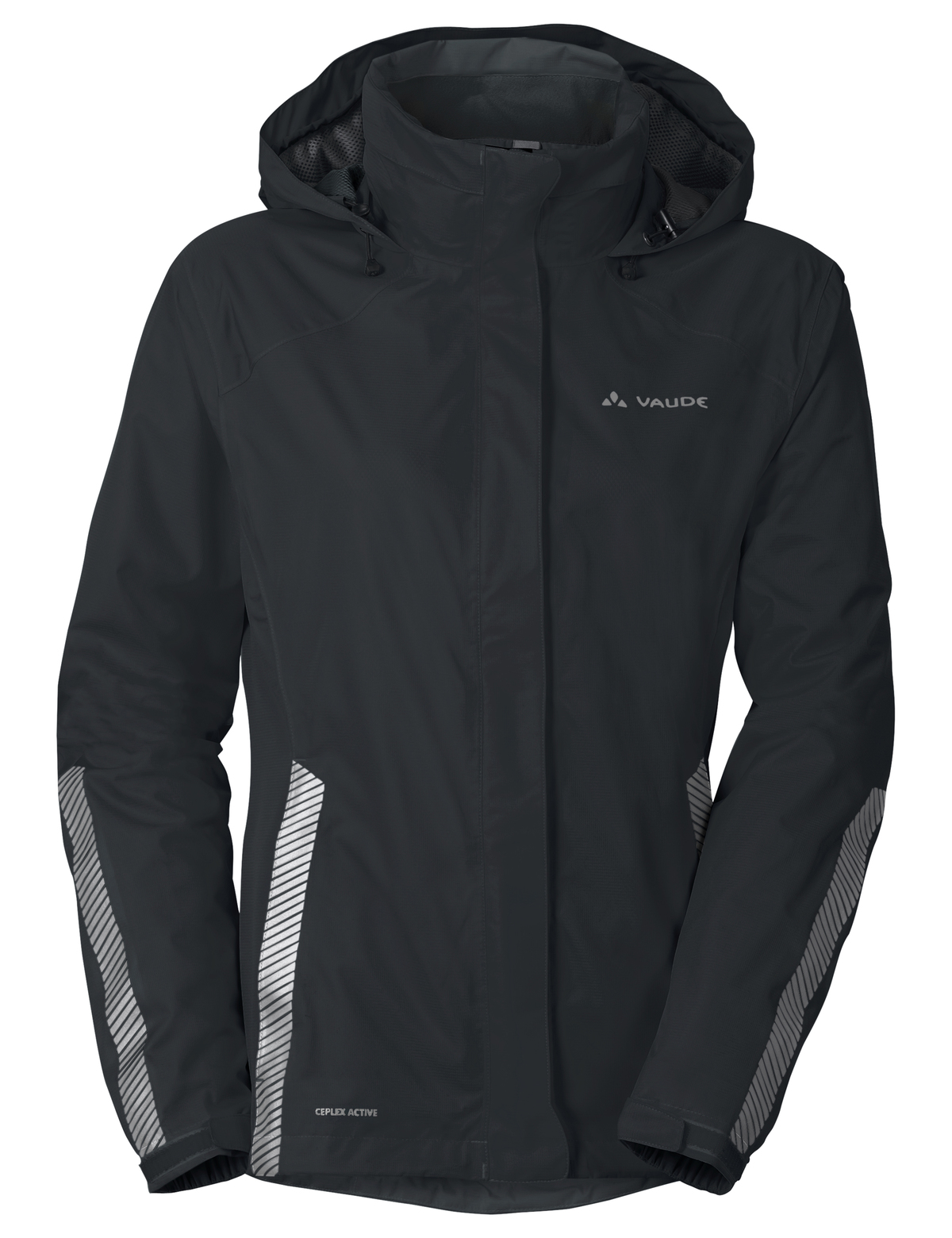 VAUDE Women´s Luminum Jacket black Größe 38 - VAUDE Women´s Luminum Jacket black Größe 38