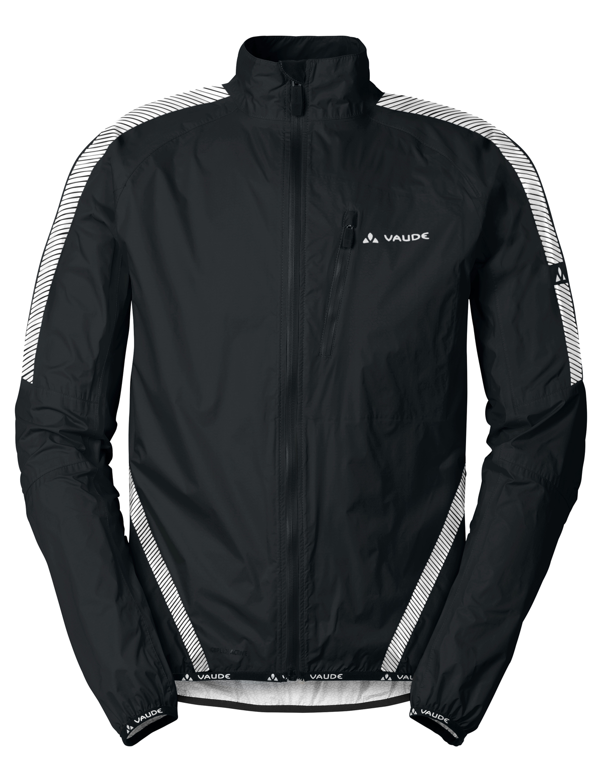 VAUDE Men´s Luminum Performance Jacket black Größe S - 2-Rad-Sport Wehrle