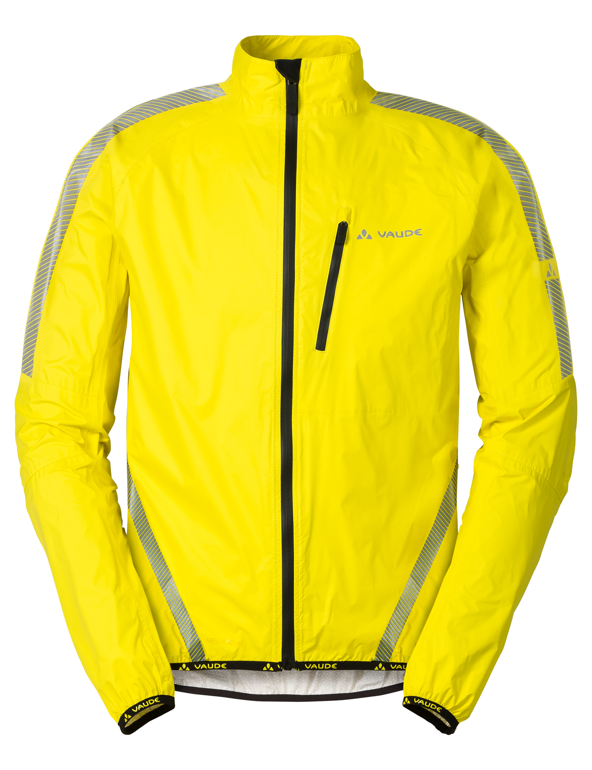 VAUDE Men´s Luminum Performance Jacket canary Größe XXXL - 2-Rad-Sport Wehrle