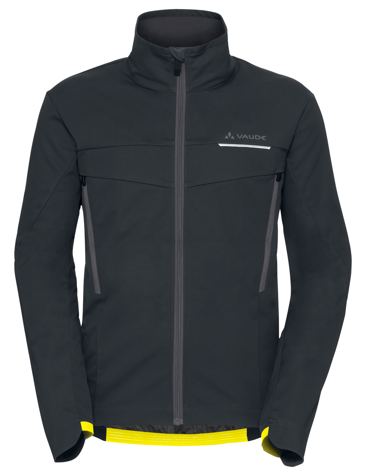 VAUDE Men´s Larrau Softshell Jacket phantom black Größe XL - VAUDE Men´s Larrau Softshell Jacket phantom black Größe XL