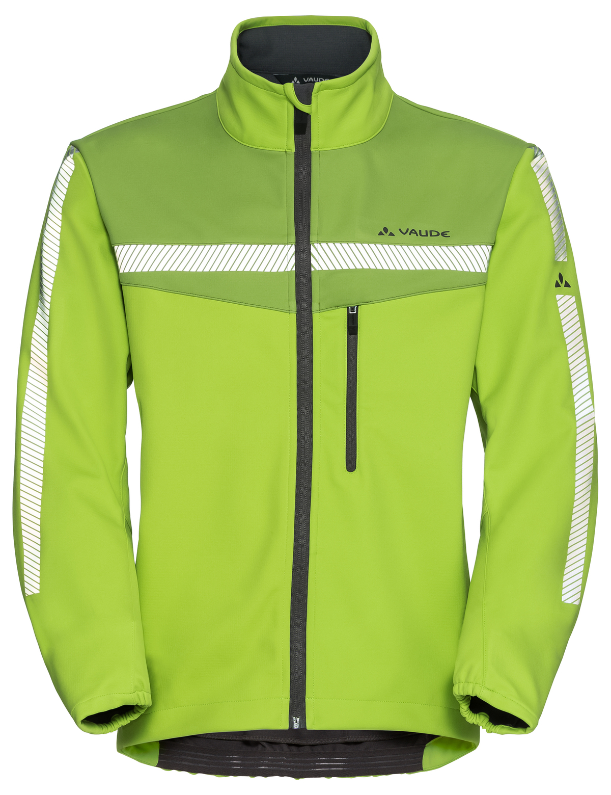 VAUDE Men´s Luminum Softshell Jacket chute green Größe M - VAUDE Men´s Luminum Softshell Jacket chute green Größe M
