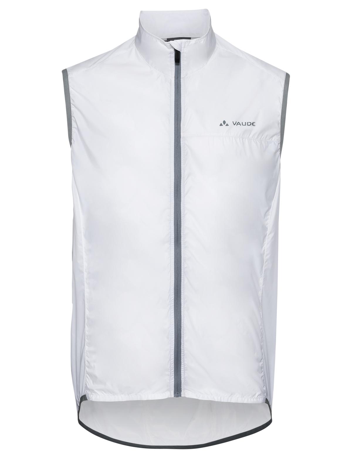 VAUDE Men´s Air Vest III white Größe XXXL - 2-Rad-Sport Wehrle