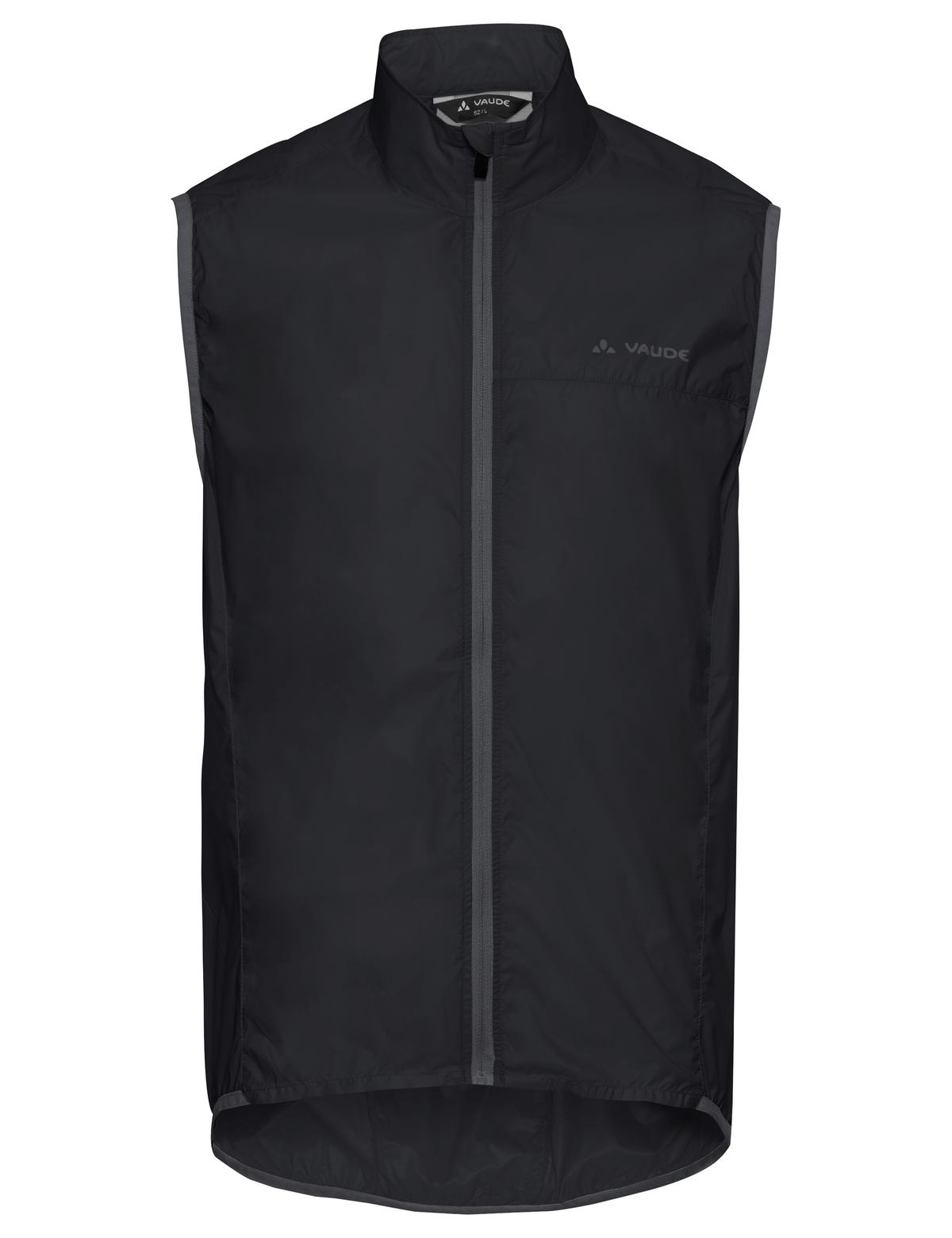 VAUDE Men´s Air Vest III black Größe XXL - 2-Rad-Sport Wehrle