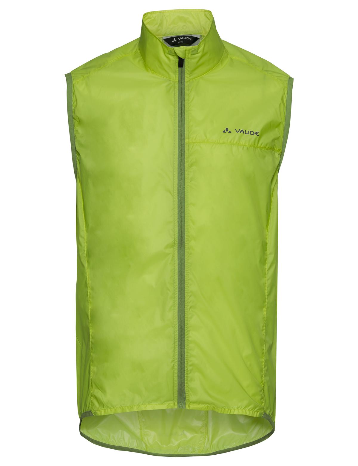 VAUDE Men´s Air Vest III chute green Größe XL - 2-Rad-Sport Wehrle