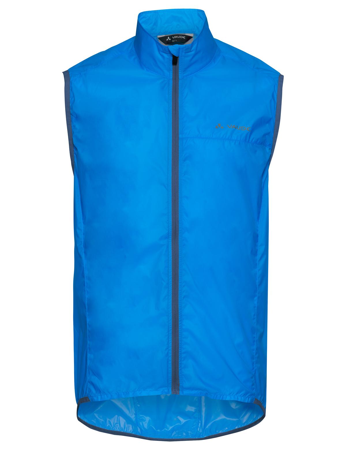 VAUDE Men´s Air Vest III radiate blue Größe XL - 2-Rad-Sport Wehrle
